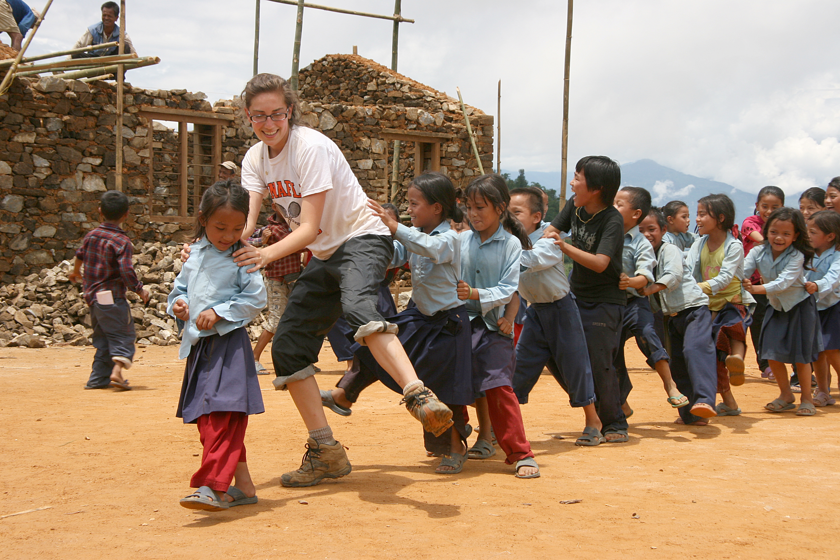 Summer Program - Promoting Volunteerism | Global Routes: Nepal. The Roof of the World. Service and Cultural Immersion.