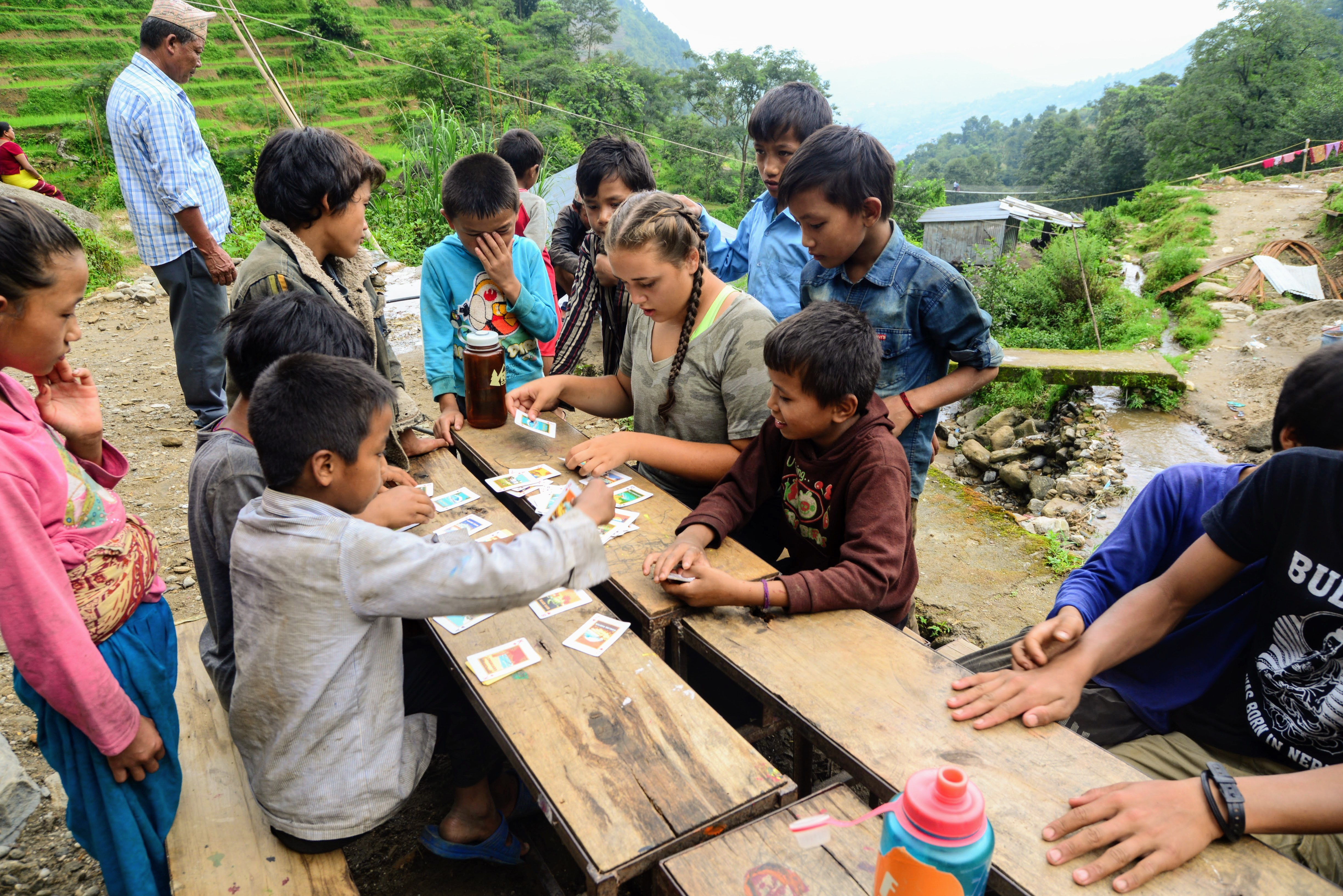Summer Program - Religious Studies | Global Routes: Nepal. The Roof of the World. Service and Cultural Immersion.
