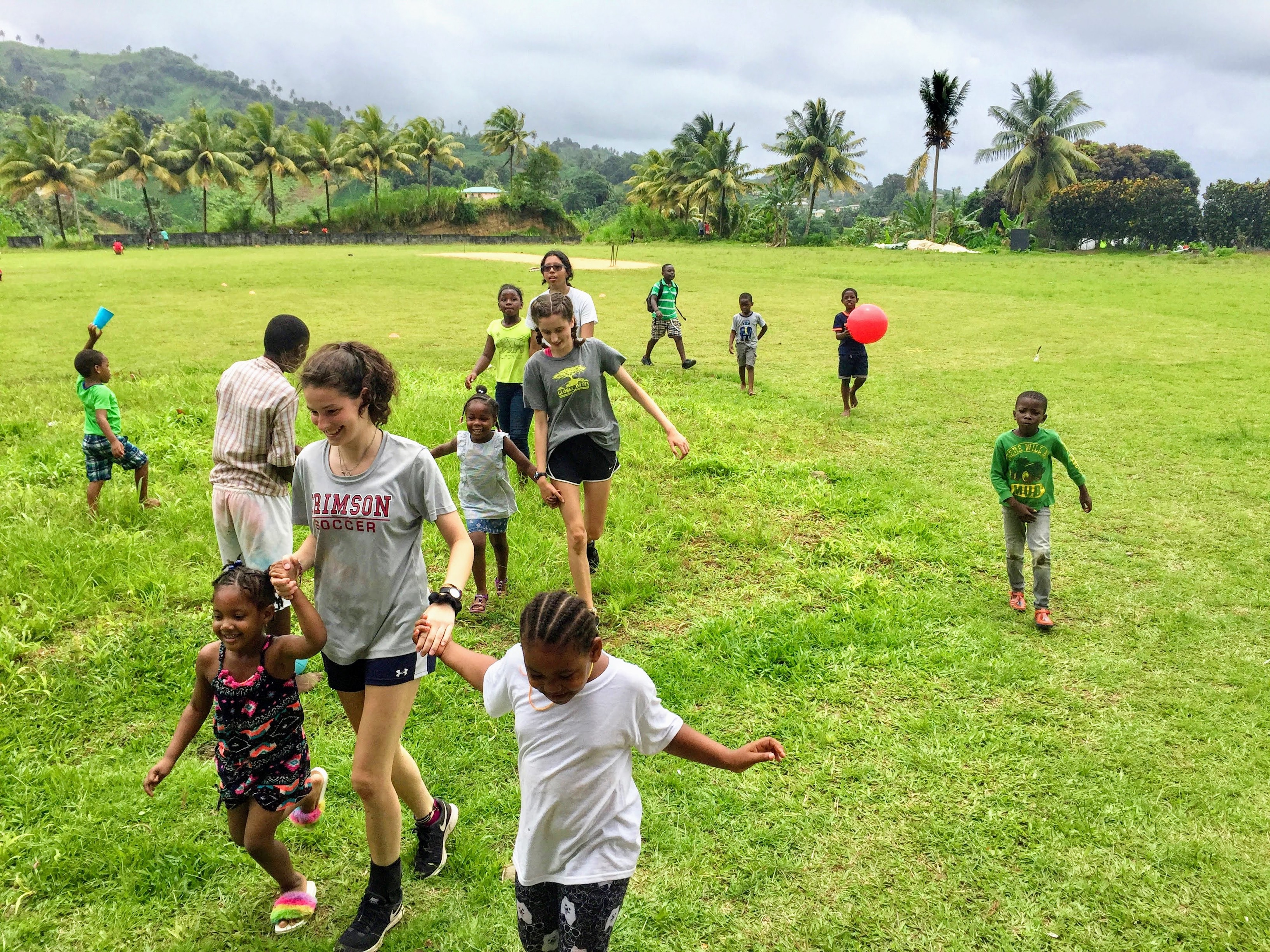 Summer Program - Health and Well Being | Global Routes: High School Summer Programs