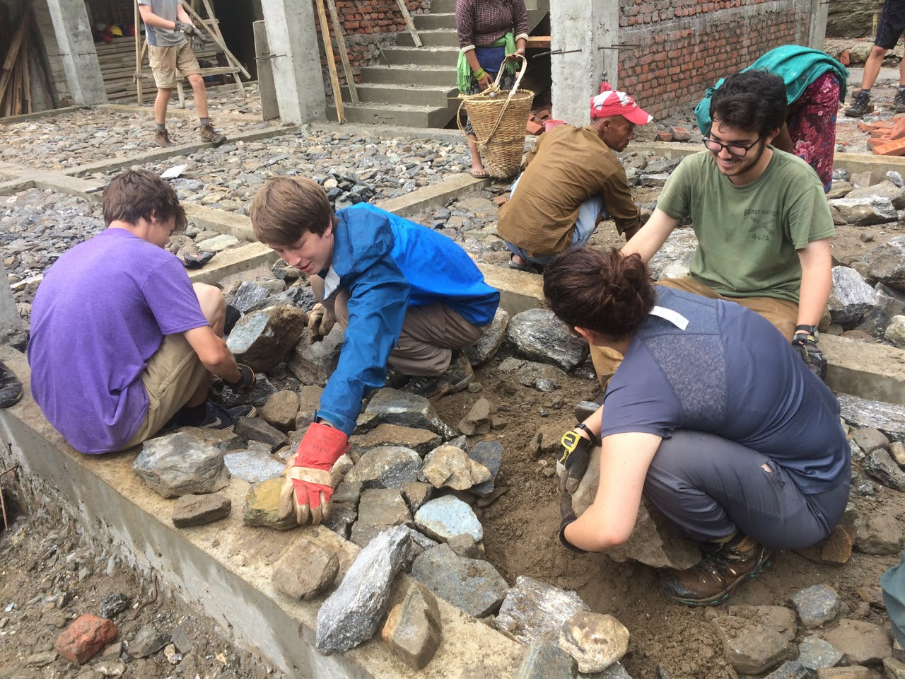 Summer Program - Preserving the Environment | Global Routes: Teen Community Service