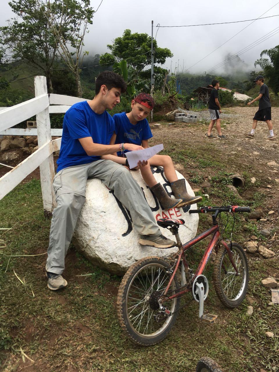 Summer Program - Community Center | Global Works - Costa Rica: Language & Leadership