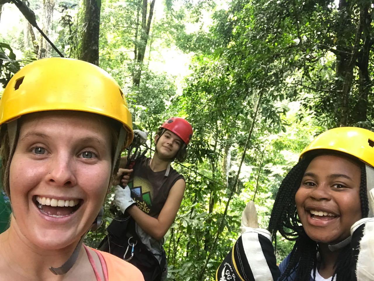 Summer Program - Literacy and Education | Global Works - Costa Rica: Language & Leadership