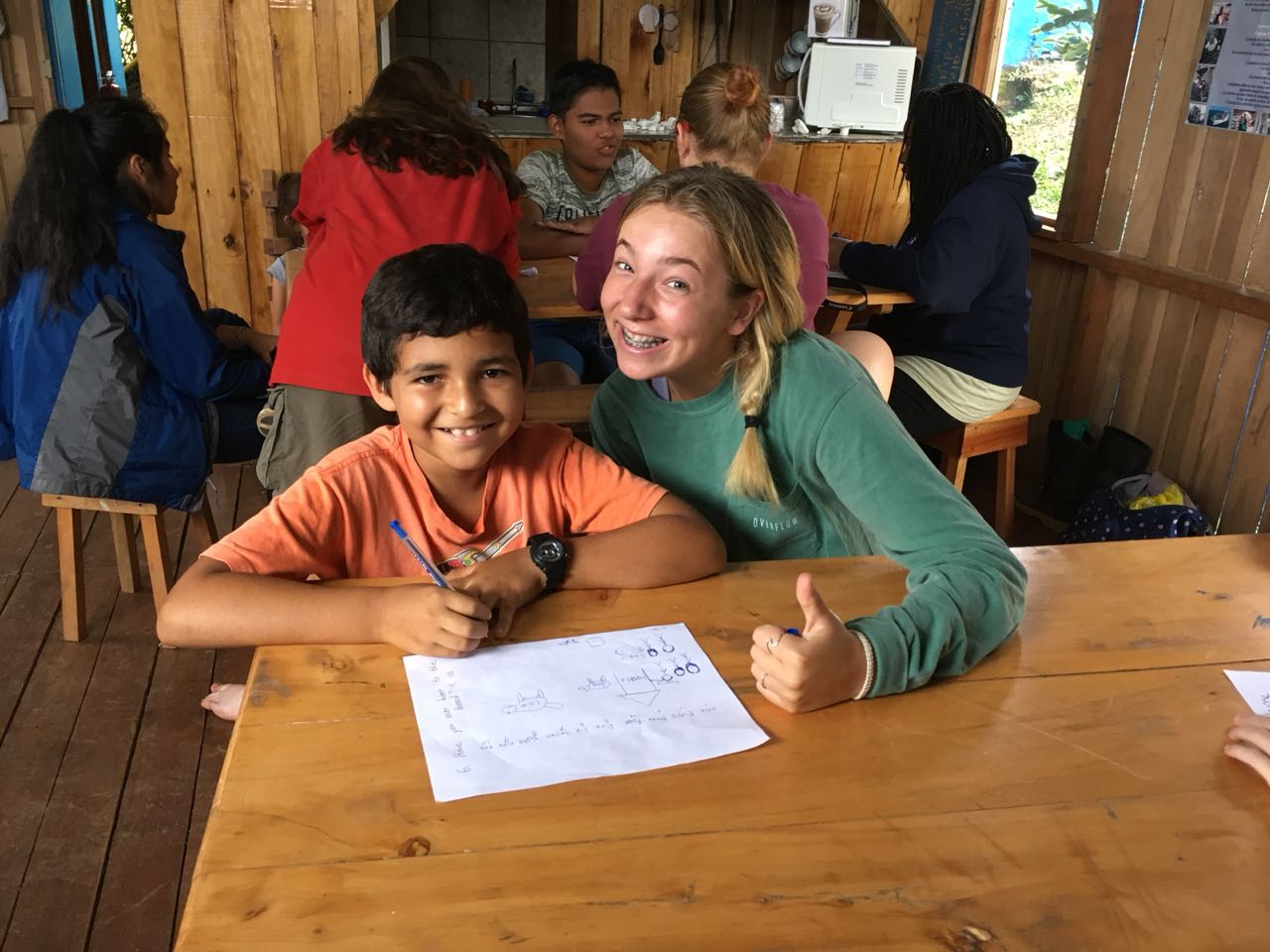 Summer Program - Health and Well Being | Global Works - Costa Rica: Language & Leadership