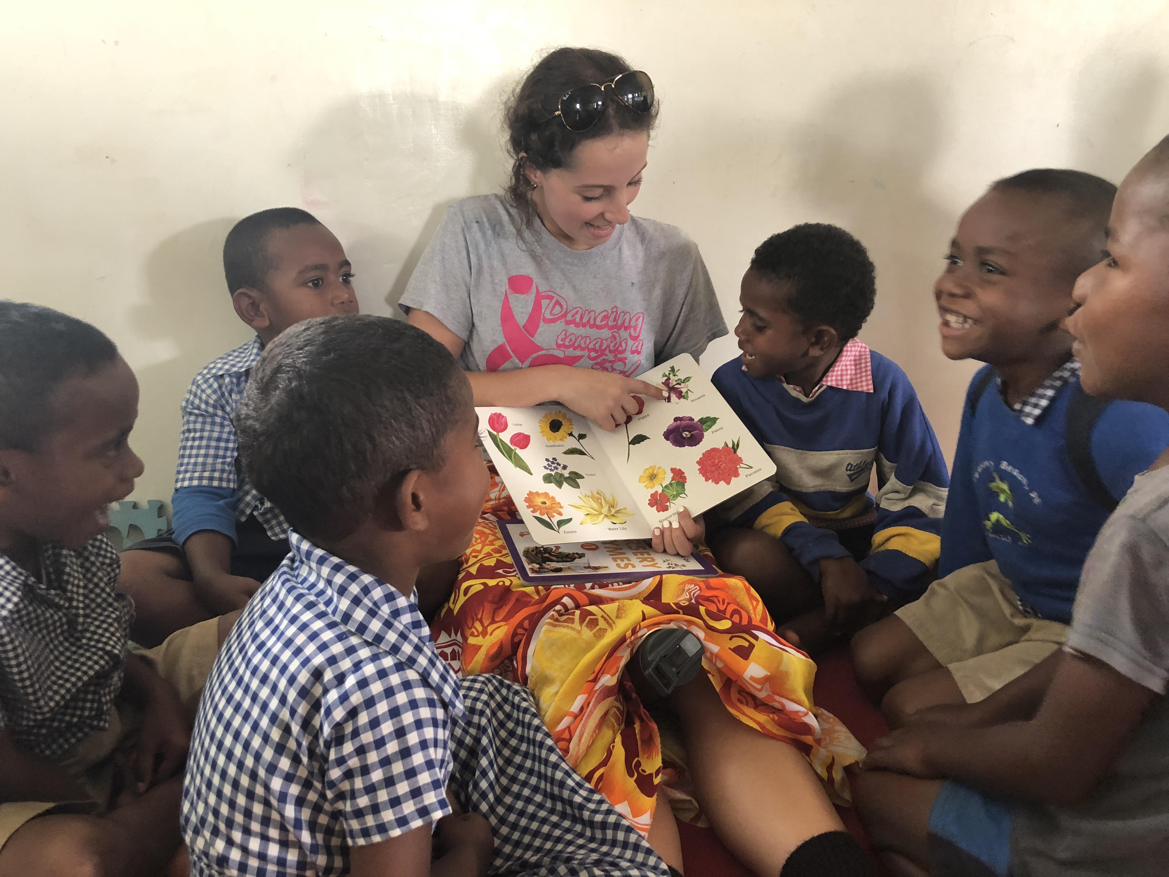 Summer Program - Cultural Organizations | Global Works - Fiji Islands: Building Community