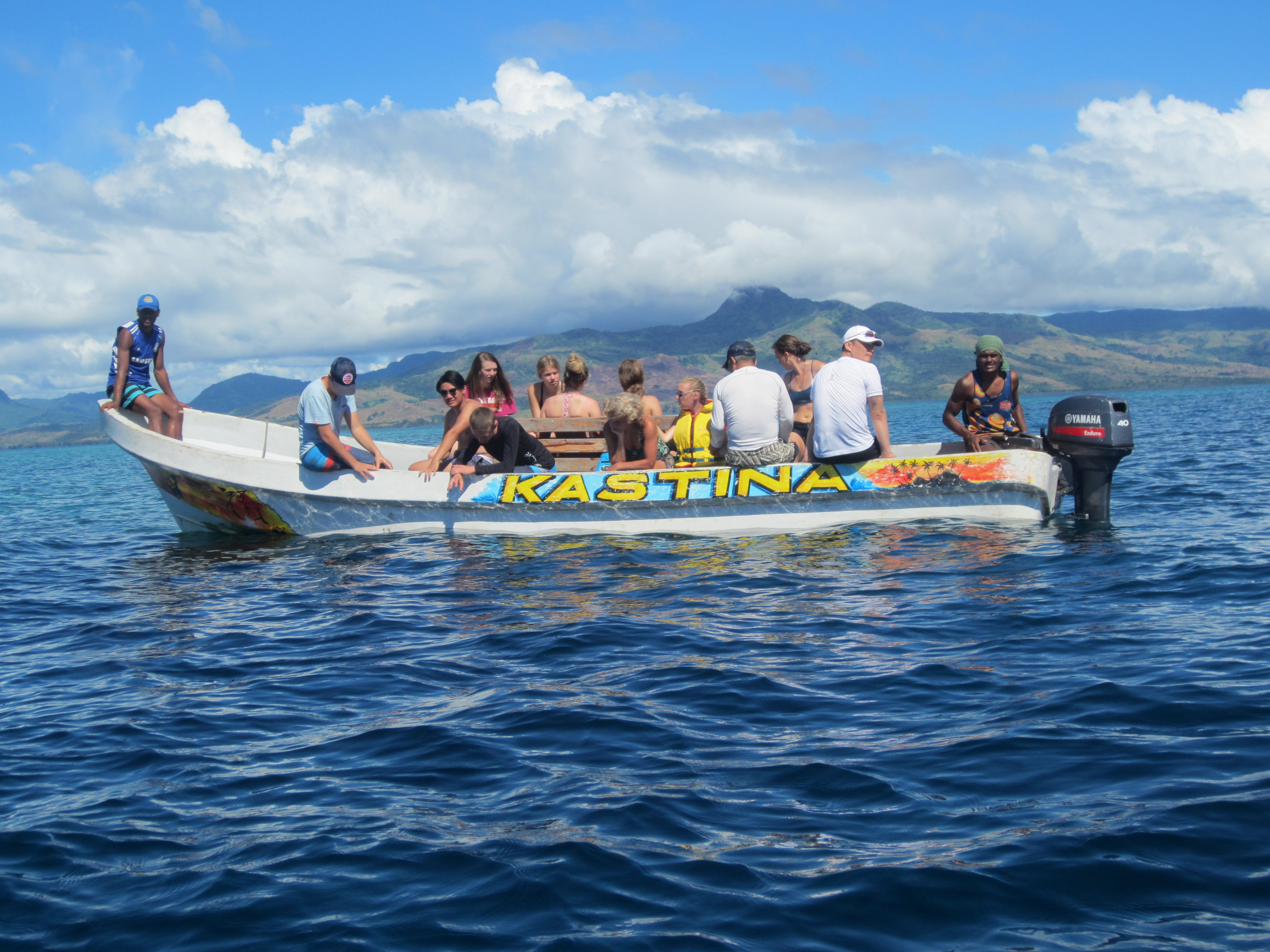 Summer Program - Preserving the Environment | Global Works - Fiji Islands: Building Community