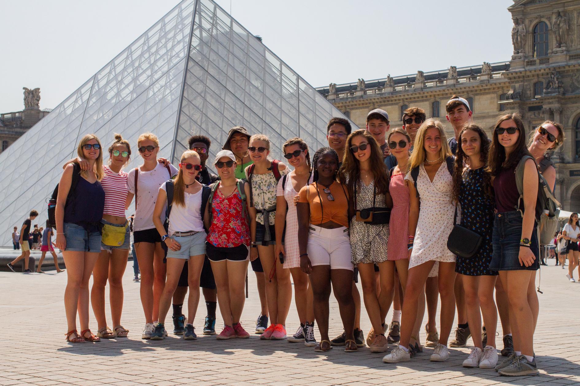 Summer Program - Youth   Global Works - France: Language & Leadership