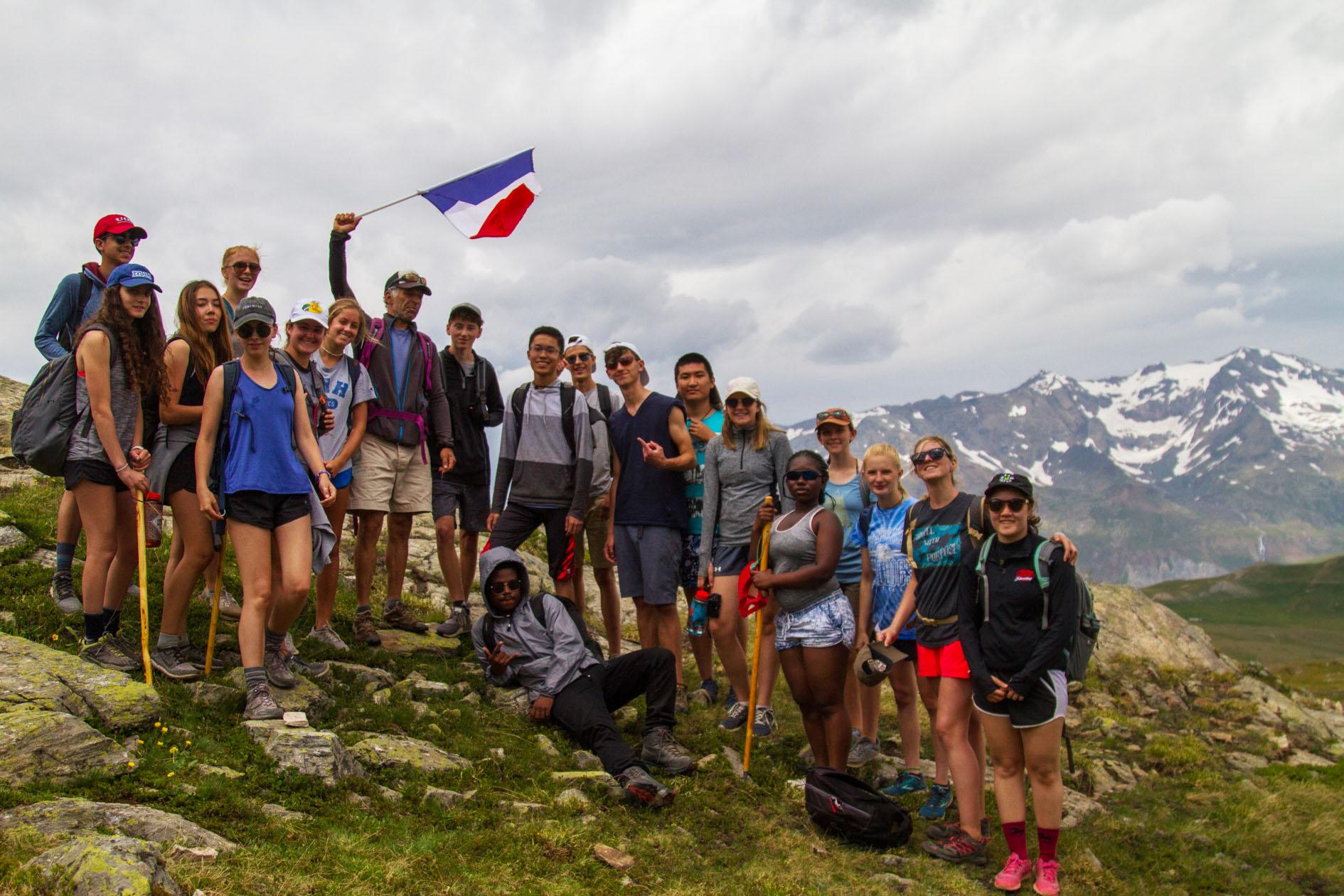 Summer Program - Community Resources   Global Works - France: Language & Leadership