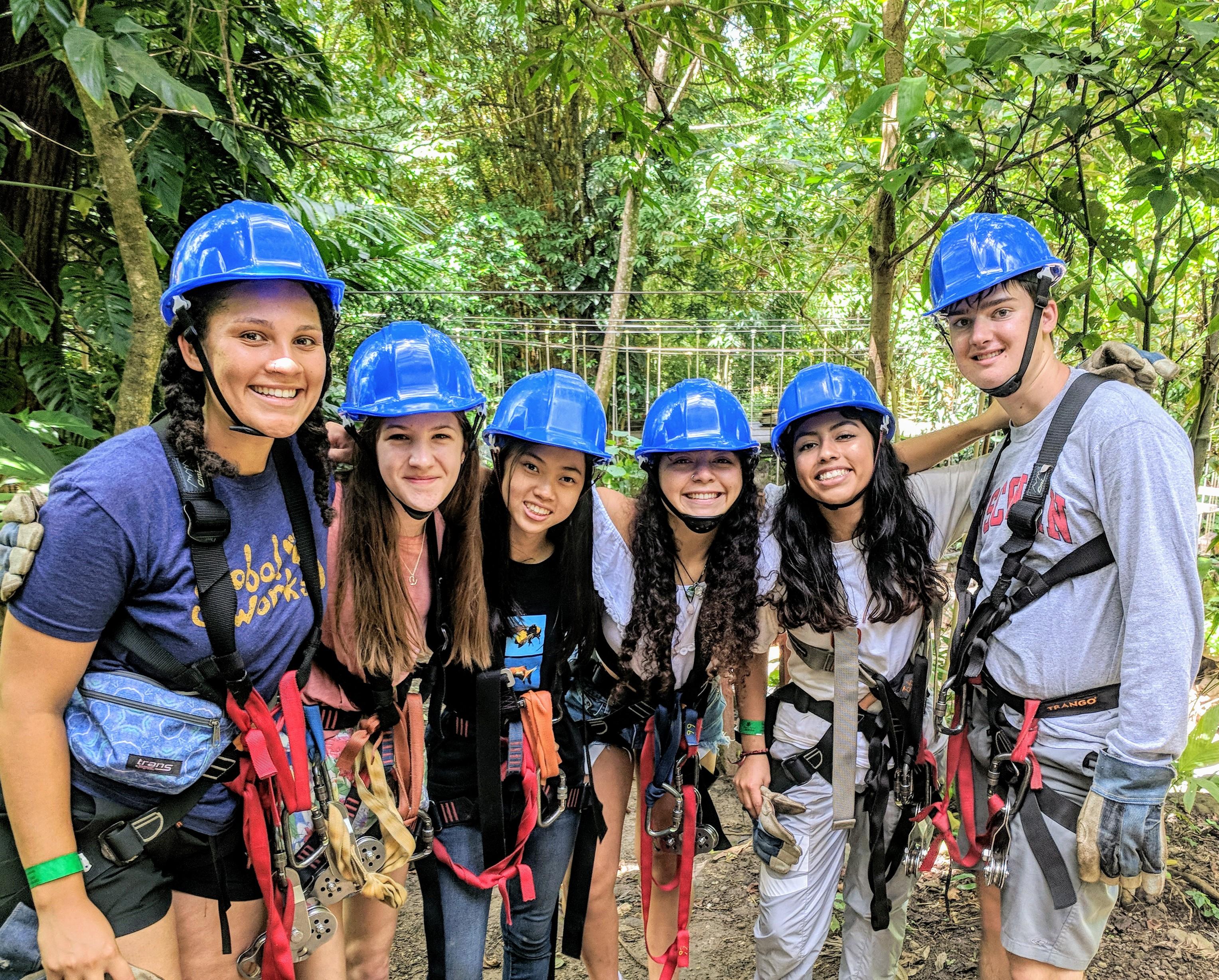 Summer Program - Preserving the Environment | Global Works - Guatemala: International Development