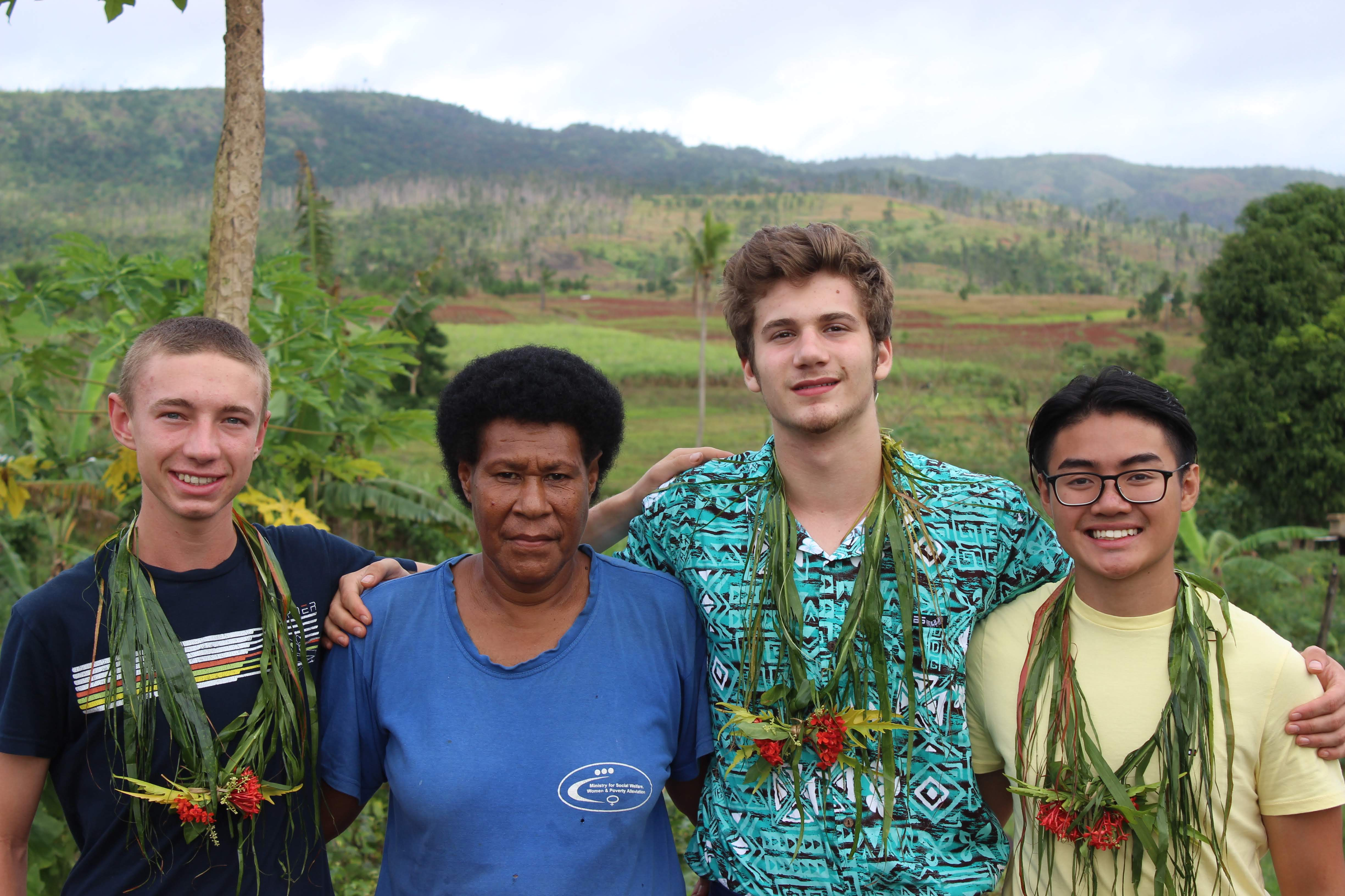 Summer Program - Literacy and Education | Global Works - New Zealand & Fiji Islands: Eco-Adventure