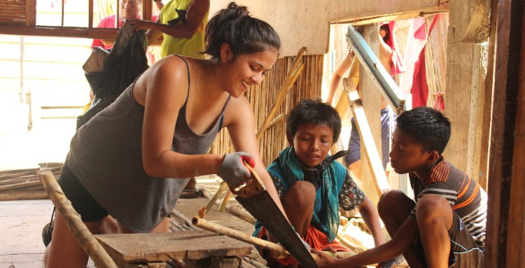 Summer Program - Health and Well Being | Global Works - Panama: Change Makers