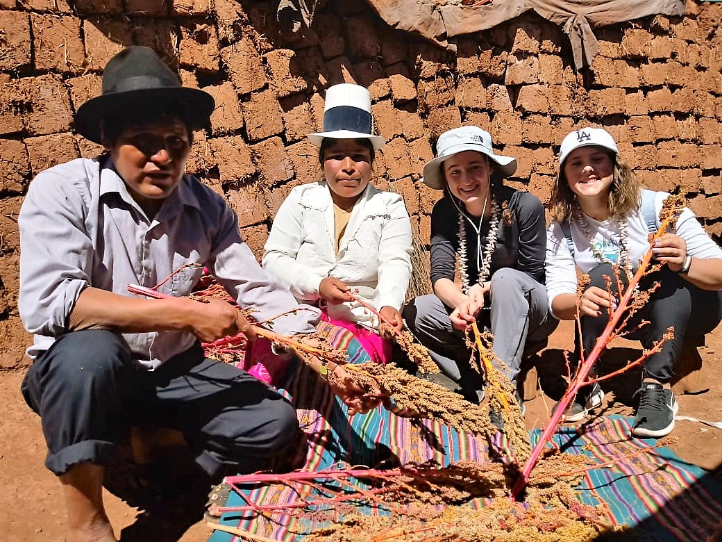 Summer Program - Promoting Volunteerism | Global Works - Peru: Hardcore Service Adventure