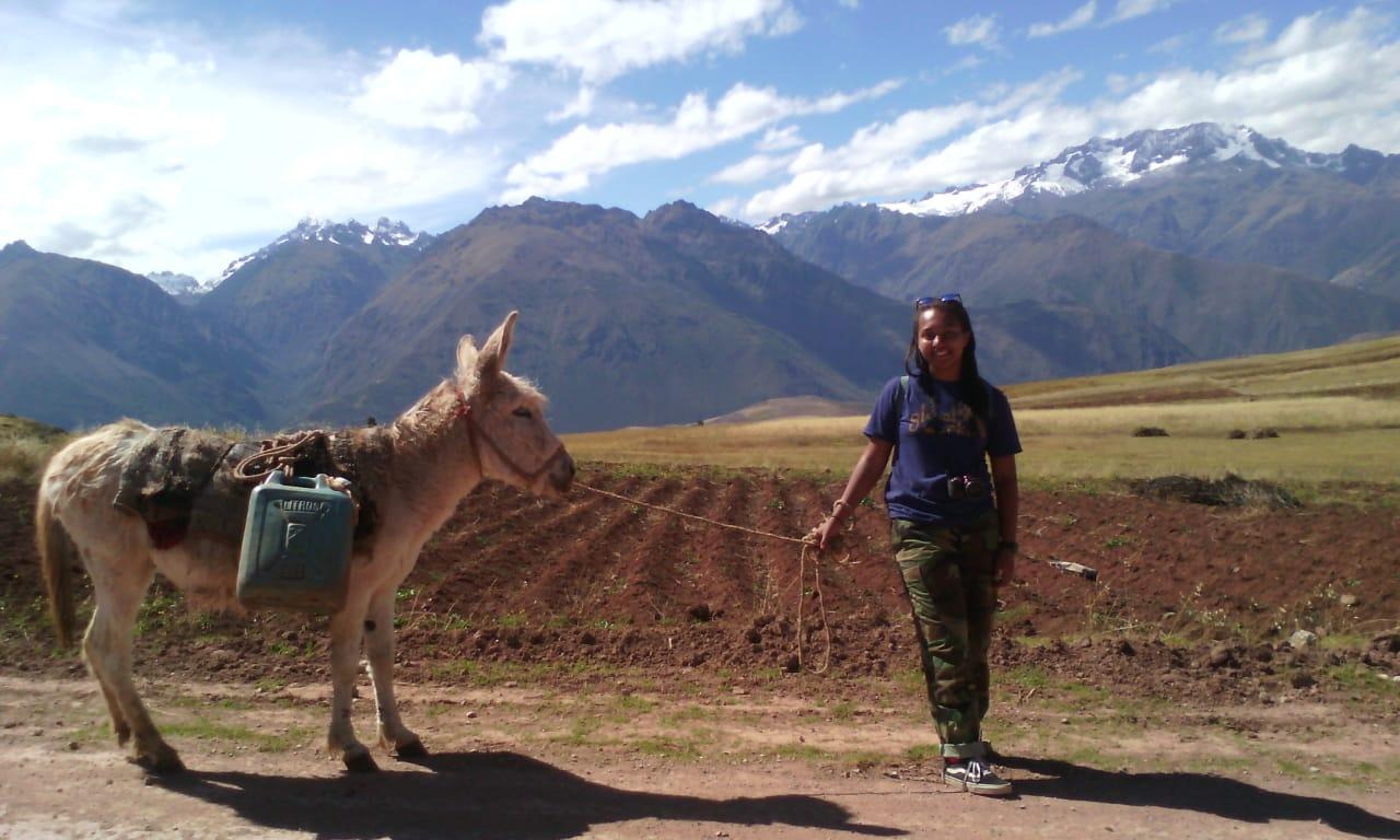 Summer Program - Community Resources | Global Works - Peru: Hardcore Service Adventure