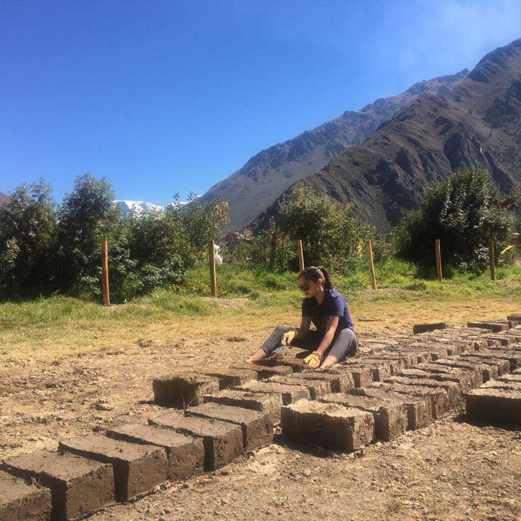 Summer Program - Preserving the Environment | Global Works - Peru: Hardcore Service Adventure