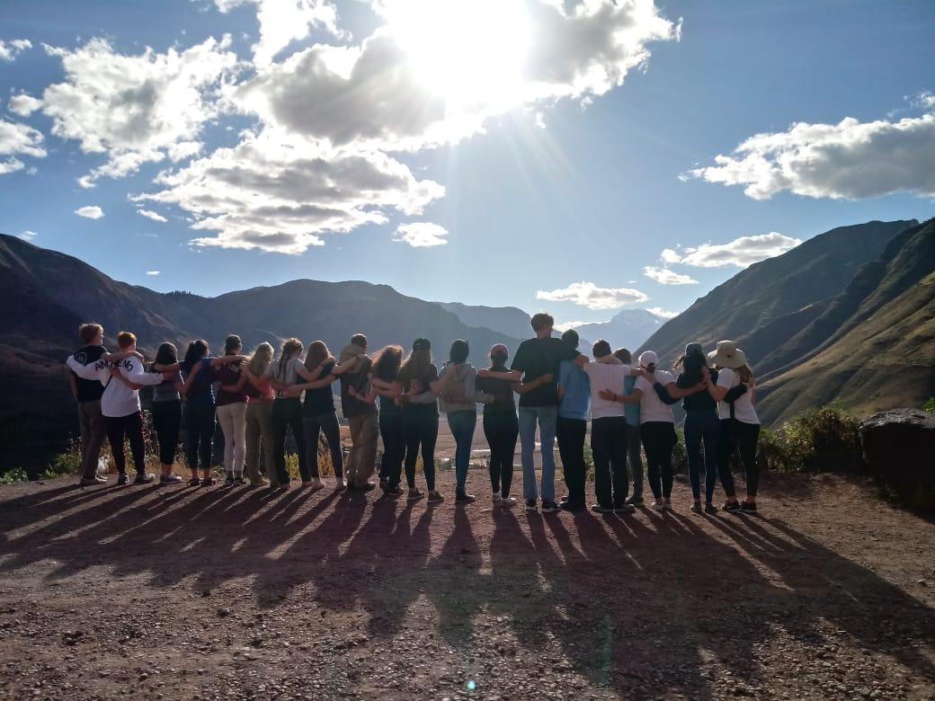 Summer Program - Community Center | Global Works - Peru: Hardcore Service Adventure