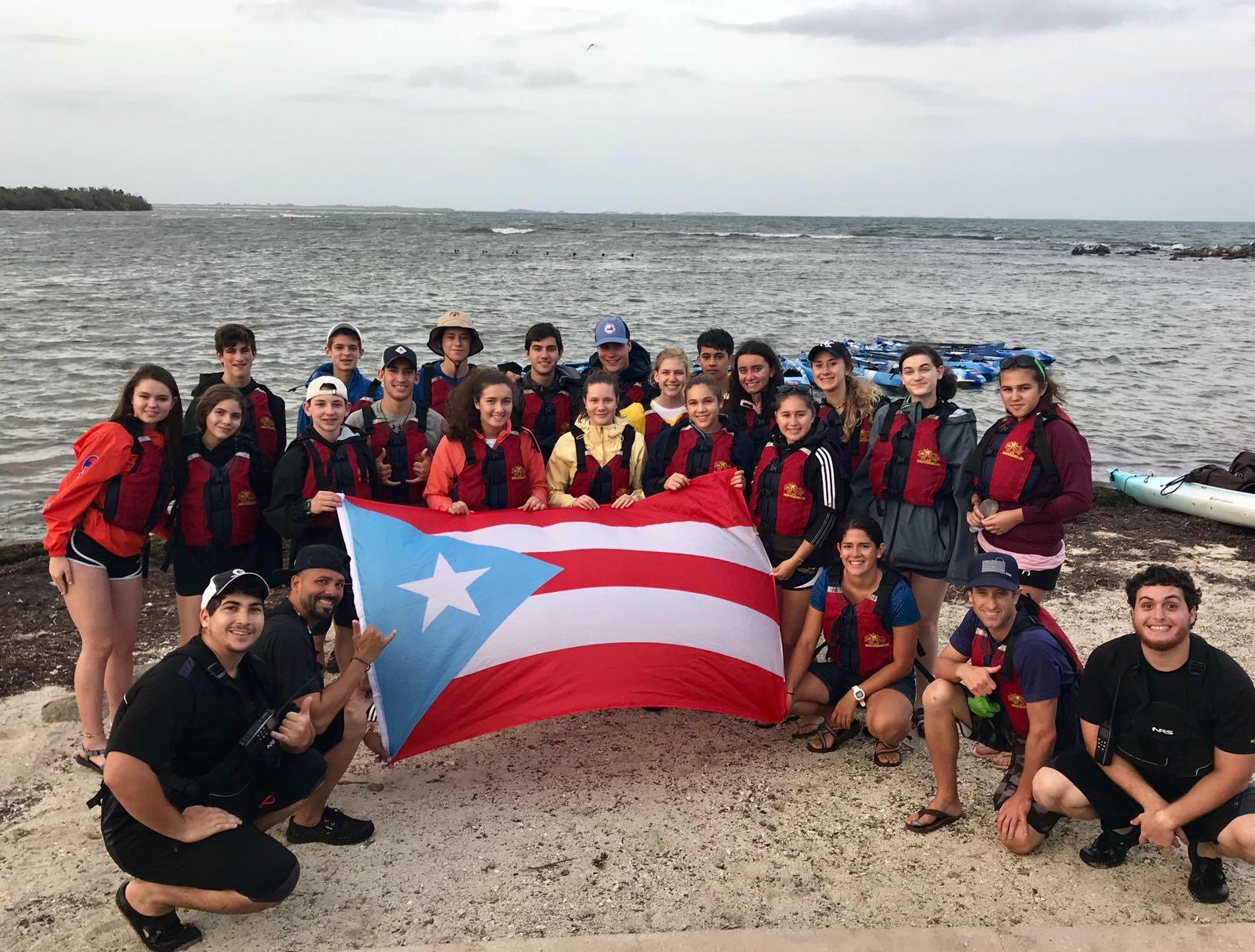 Summer Program - Community Resources   Global Works - Puerto Rico: Hurricane Maria Relief