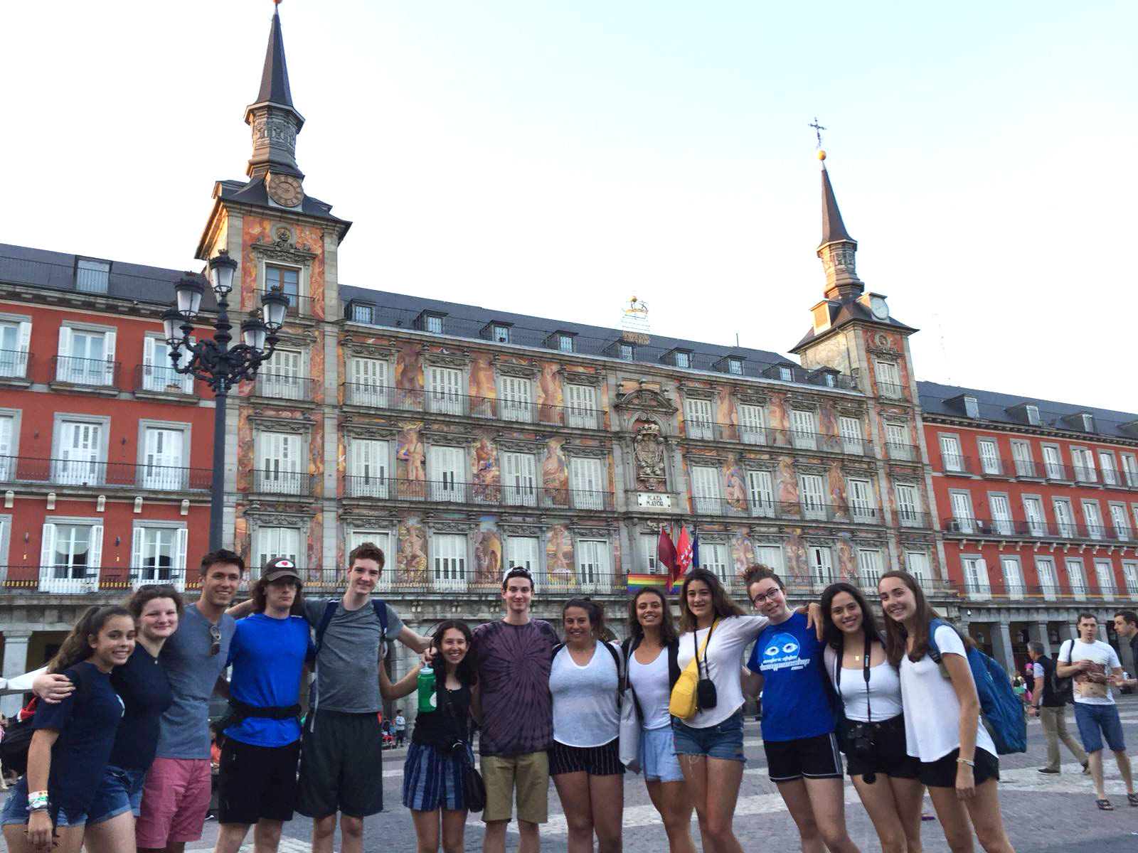 Summer Program - Preserving the Environment | Global Works - Spain: Language & Leadership