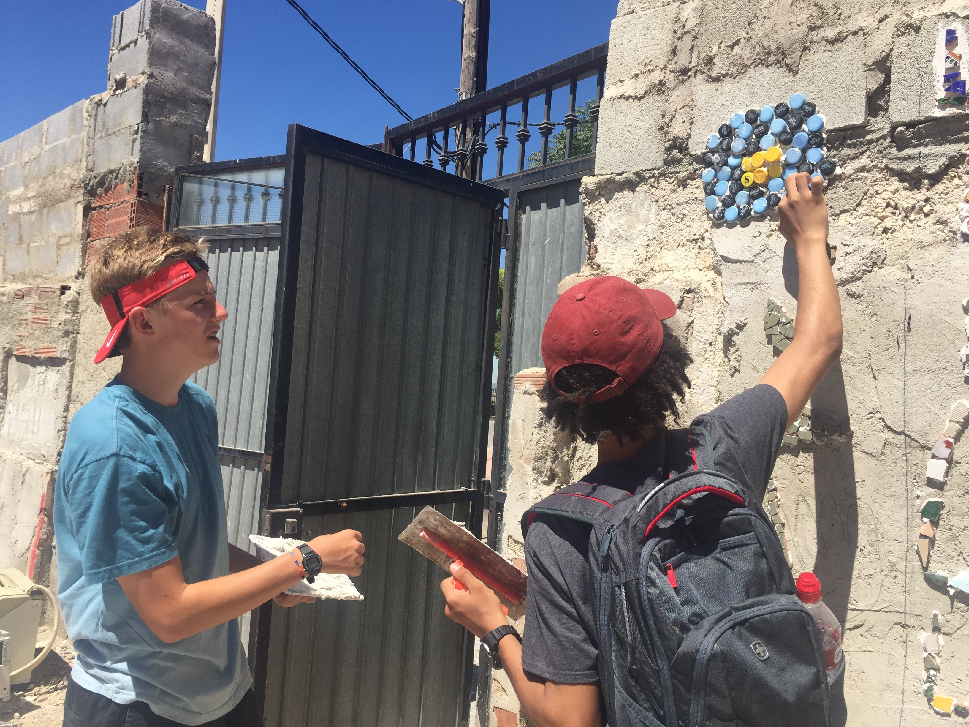 Summer Program - Preserving the Environment | Global Works - Spain: Service & Sights