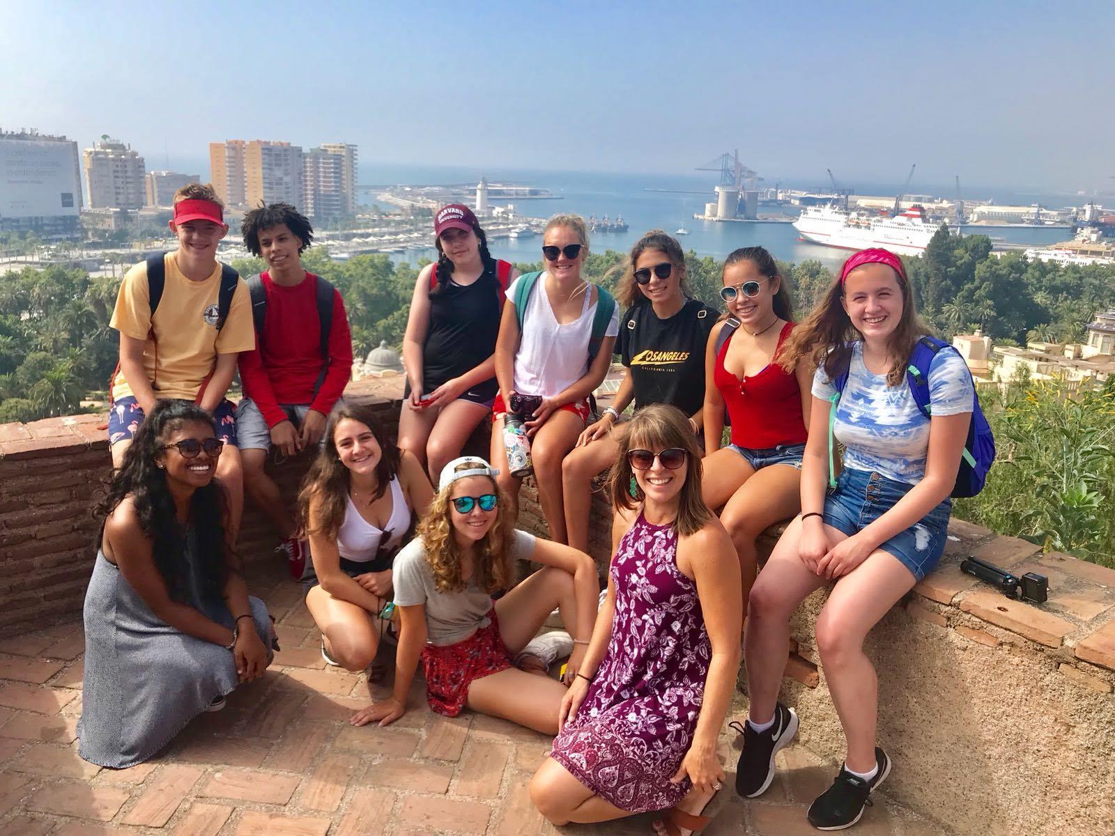 Summer Program - Community Resources | Global Works - Spain: Service & Sights