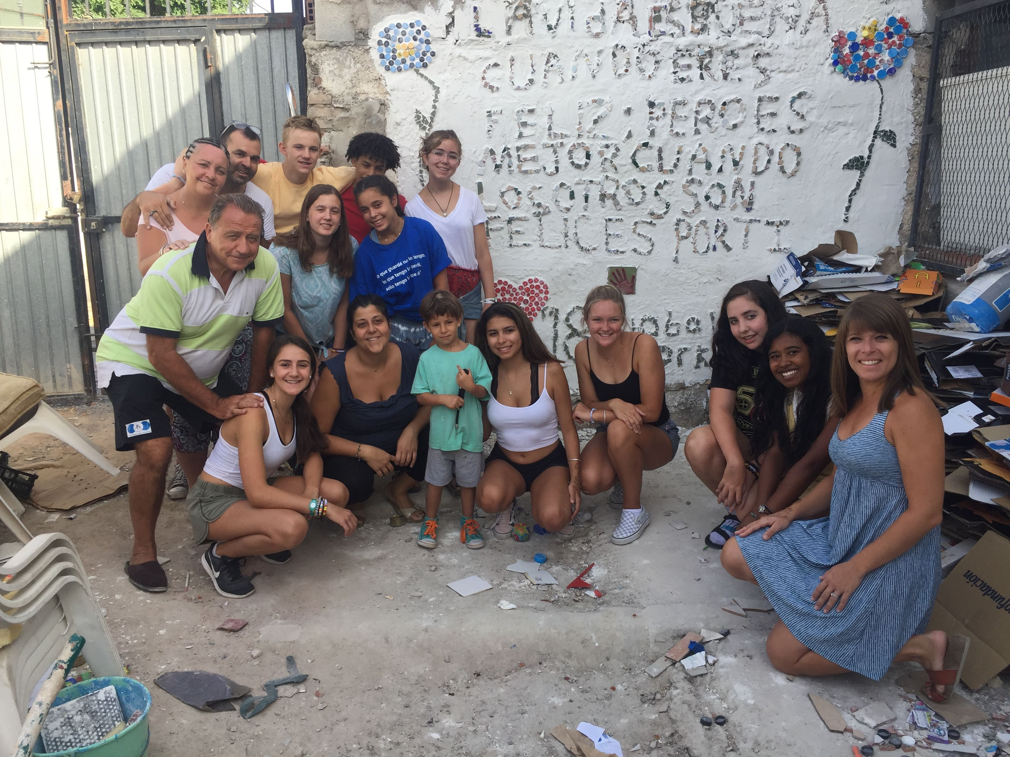 Summer Program - Literacy and Education | Global Works - Spain: Service & Sights