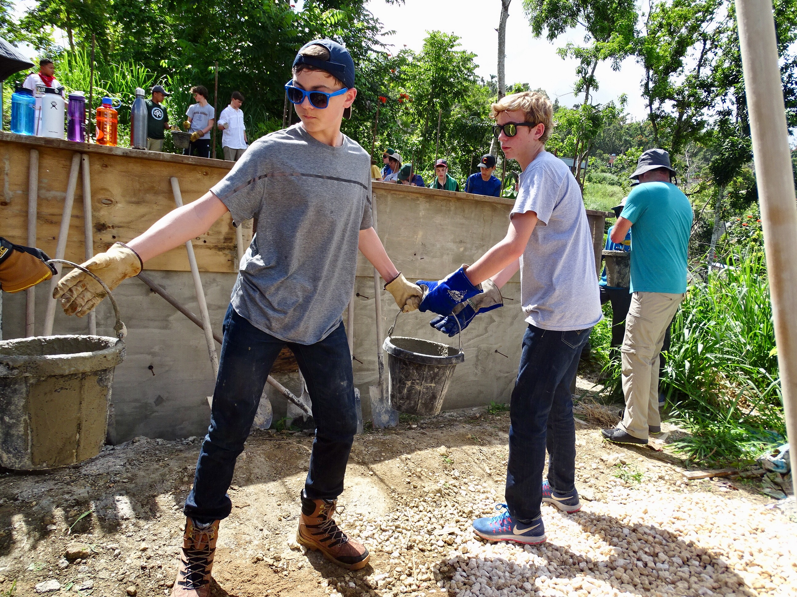 Summer Program - Cultural Organizations | Global Works: International Summer Service Adventures