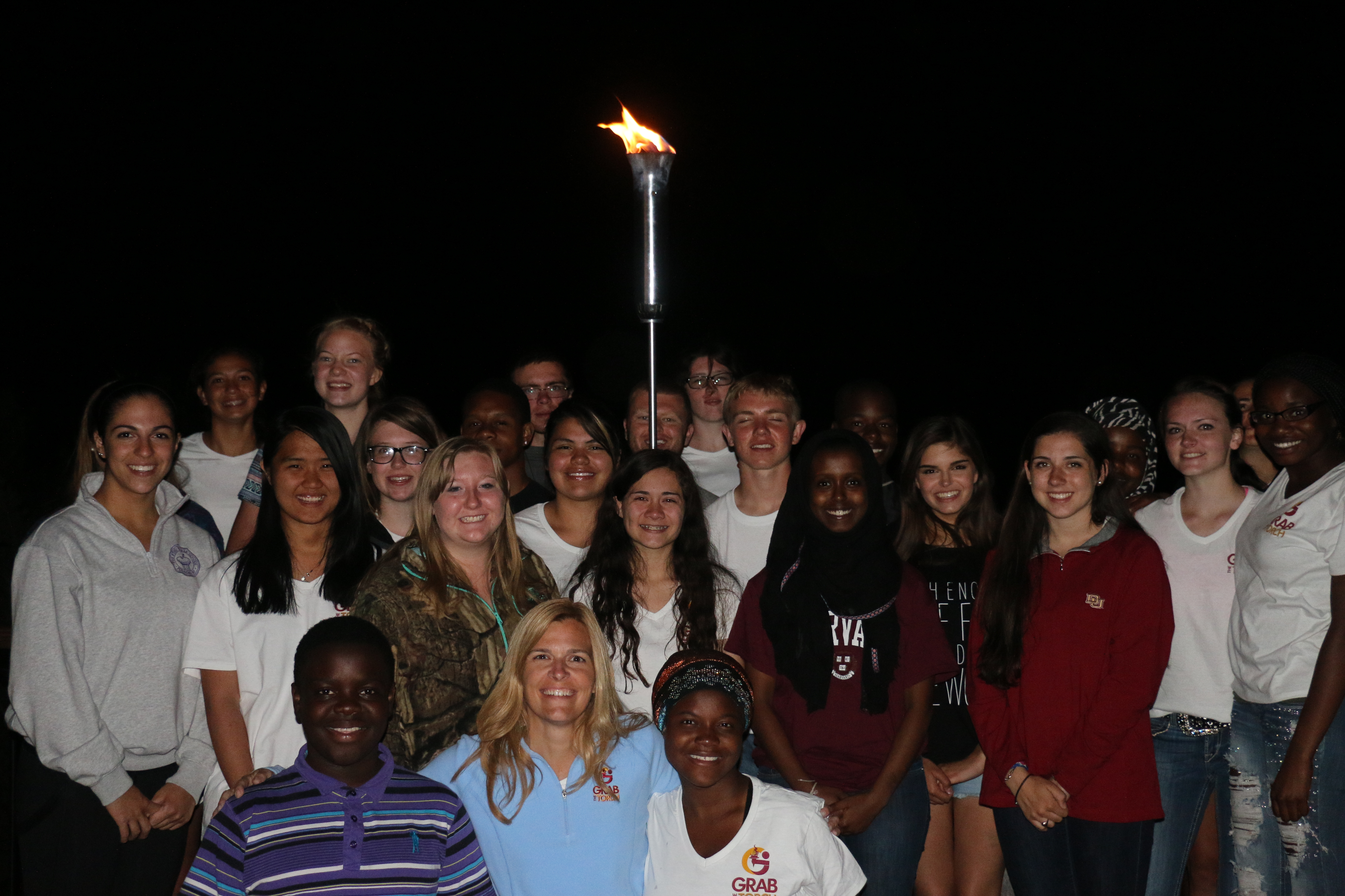 Summer Program - Adventure/Trips | Grab The Torch Summer Institute