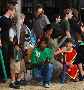 Summer Program - Traditional Camp   Wizards & Warriors STEM Camp