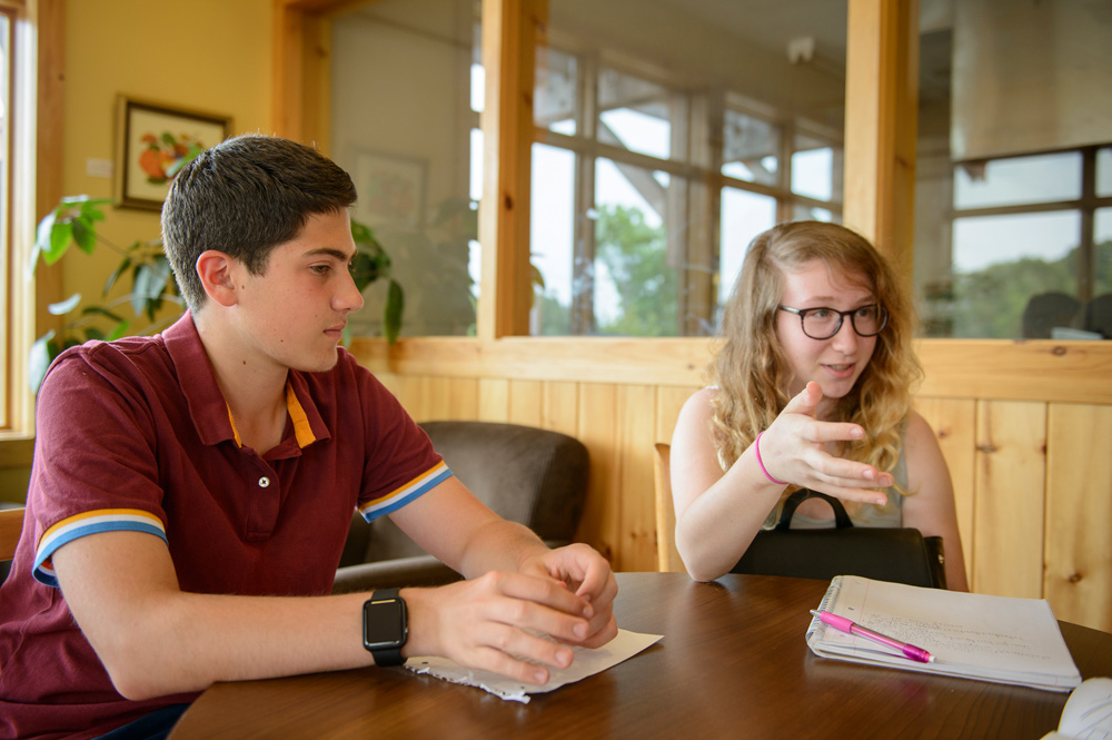 Summer Program - Environmental Science | Harvard C-CHANGE Youth Climate Summit | Putney Pre-College