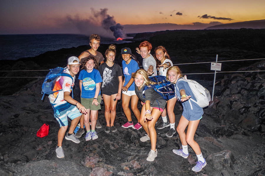 Summer Program - Hiking | Hawaii Outdoors Institute
