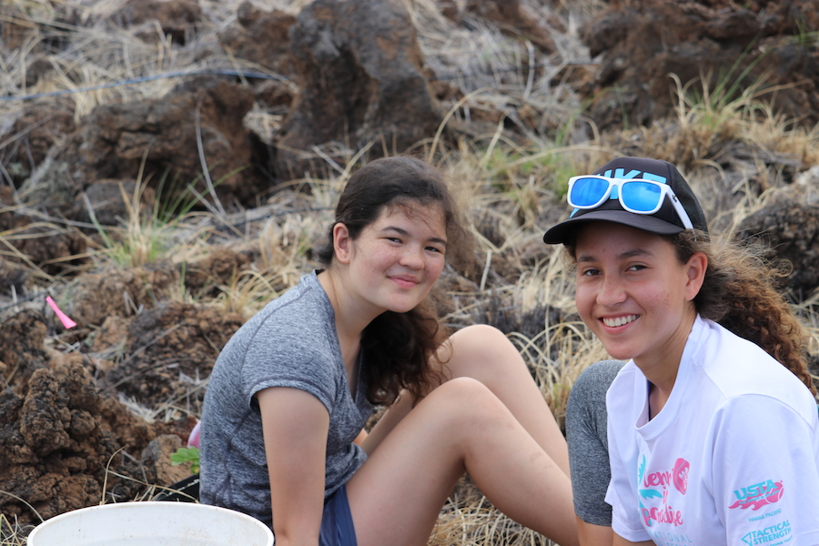 Summer Program - Environmental Conservation | Hawaii Outdoors Institute