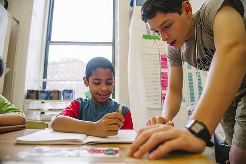 Community Service Organization - Help a Child Love to Learn: Tutor Elementary School Students in Lower Manhattan!  4