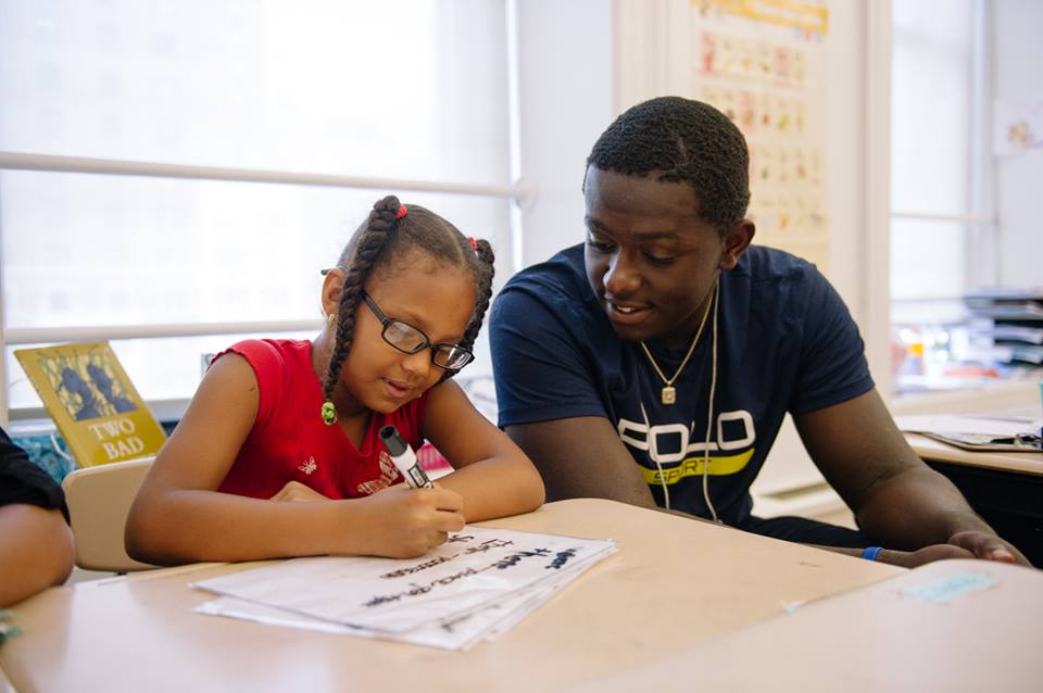 Community Service Organization - Help a Child Love to Learn: Tutor Students in Lower Manhattan!  3