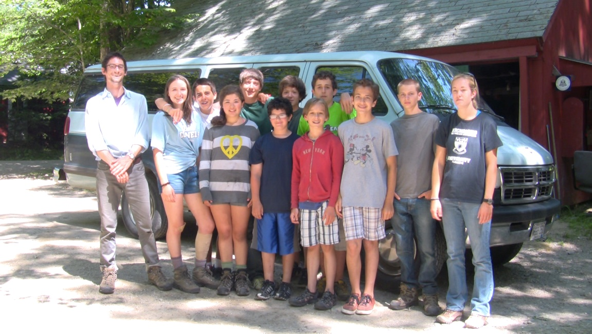 Summer Program - Adventure/Trips | Hidden Valley Campers