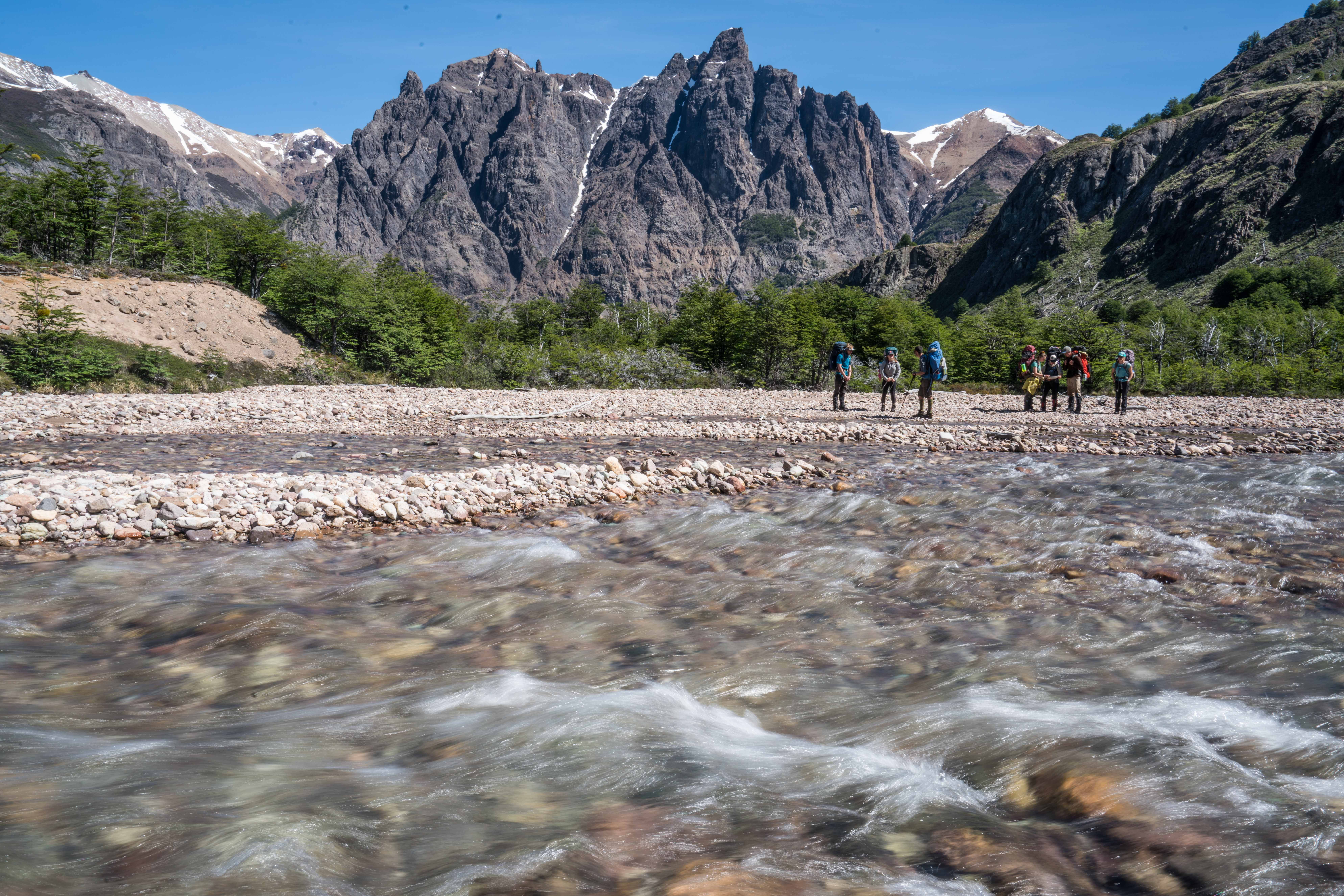 Gap Year Program - High Mountain Institute Gap: Adventure and Conservation in Patagonia  2