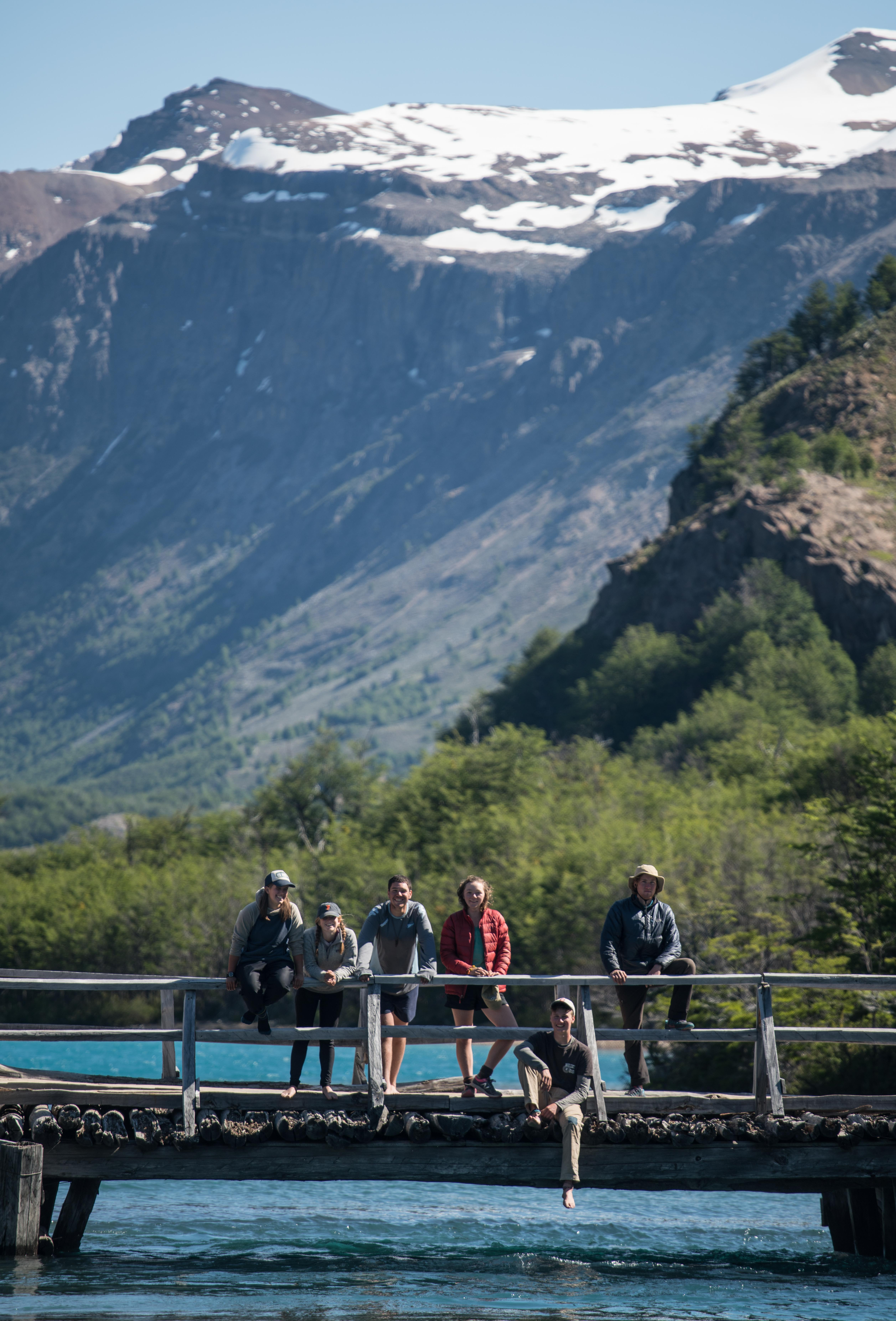 Gap Year Program - High Mountain Institute Gap: Adventure and Conservation in Patagonia  1
