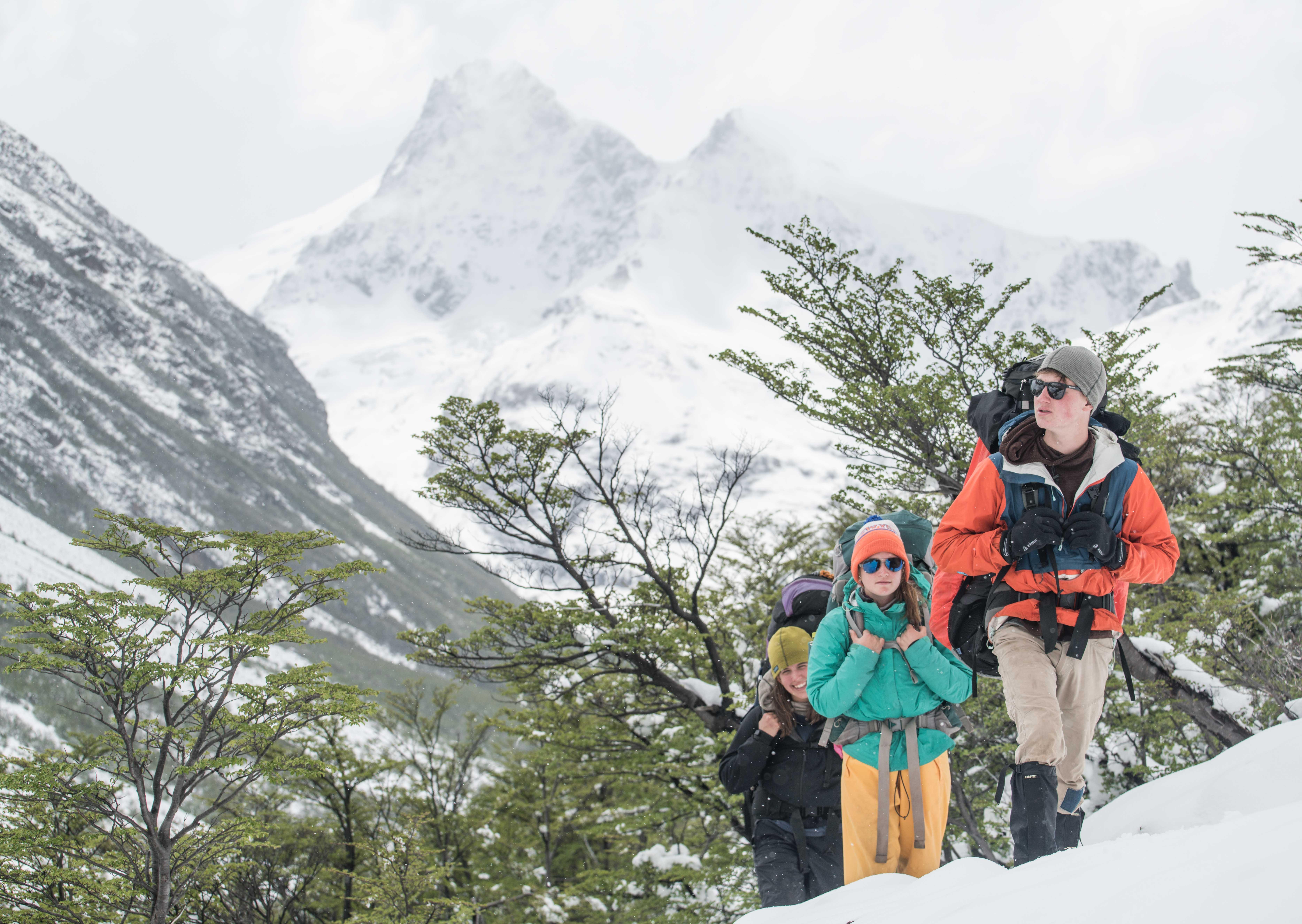 Gap Year Program - High Mountain Institute (HMI) Gap: Wilderness, Climbing & Conservation Semesters  5