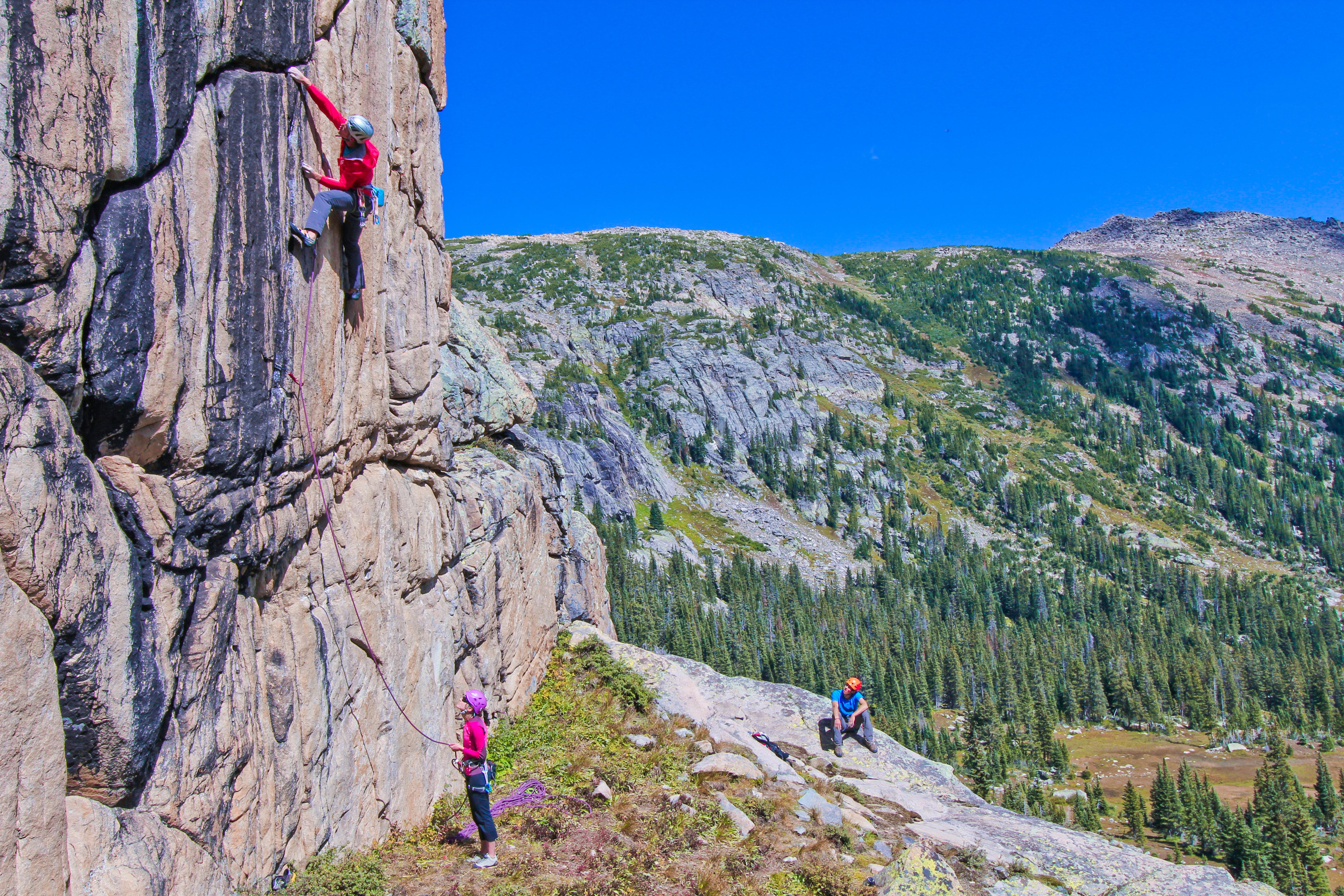 Gap Year Program - High Mountain Institute (HMI) Gap: Wilderness, Climbing & Conservation Semesters  4