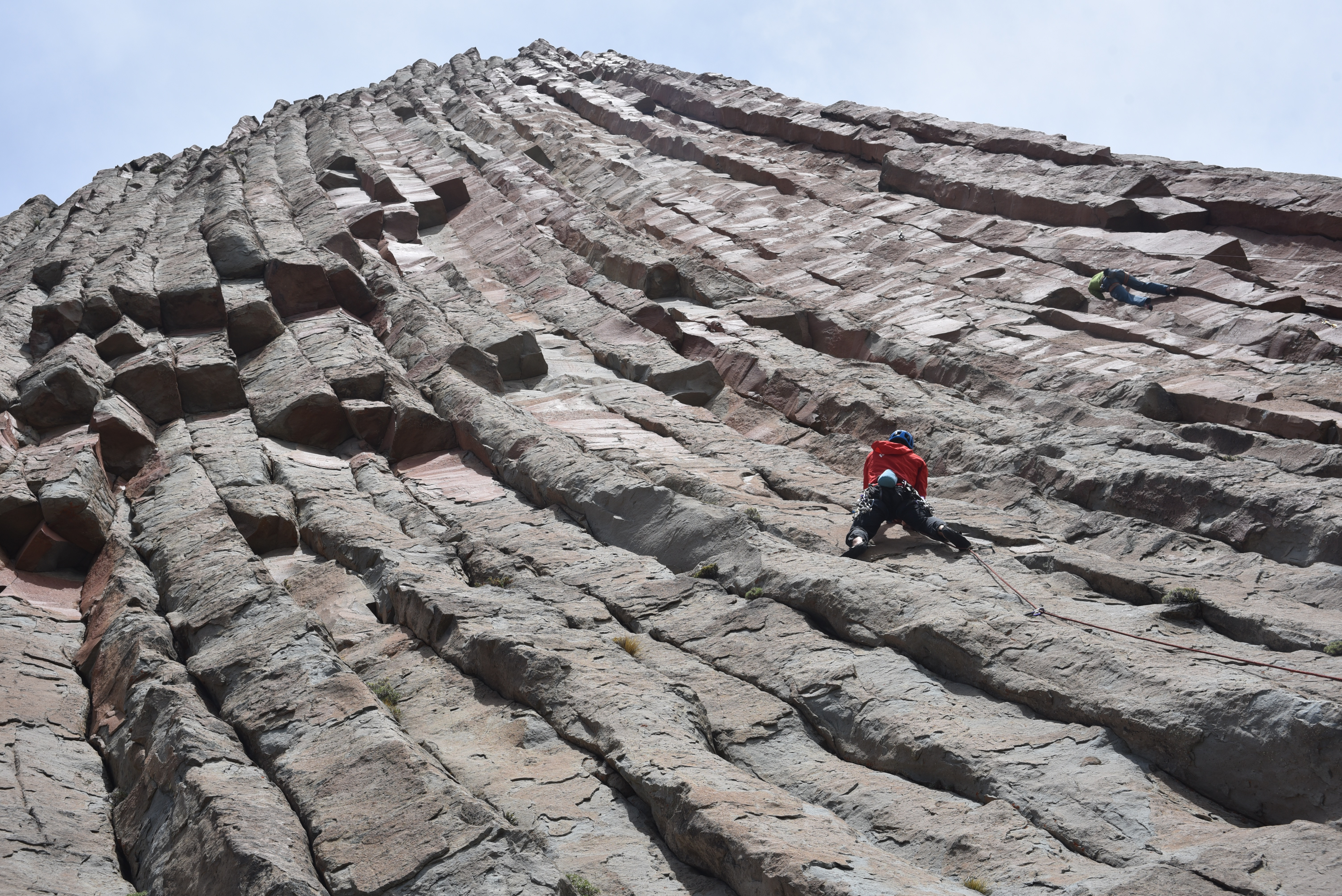 Gap Year Program - High Mountain Institute Gap: Climbing and Conservation in Patagonia and the American West  5
