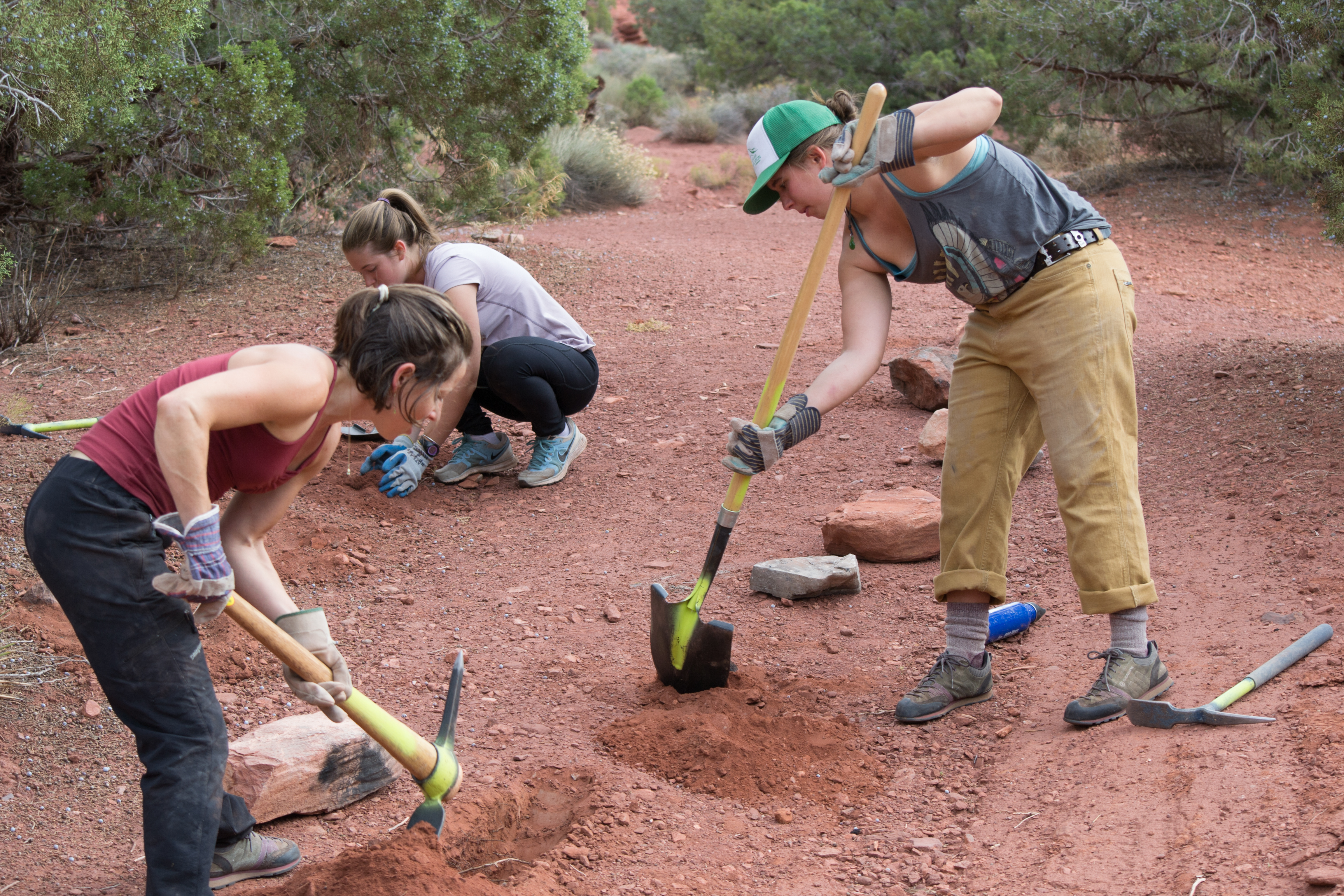 Gap Year Program - High Mountain Institute Gap: Climbing and Conservation in Patagonia and the American West  7