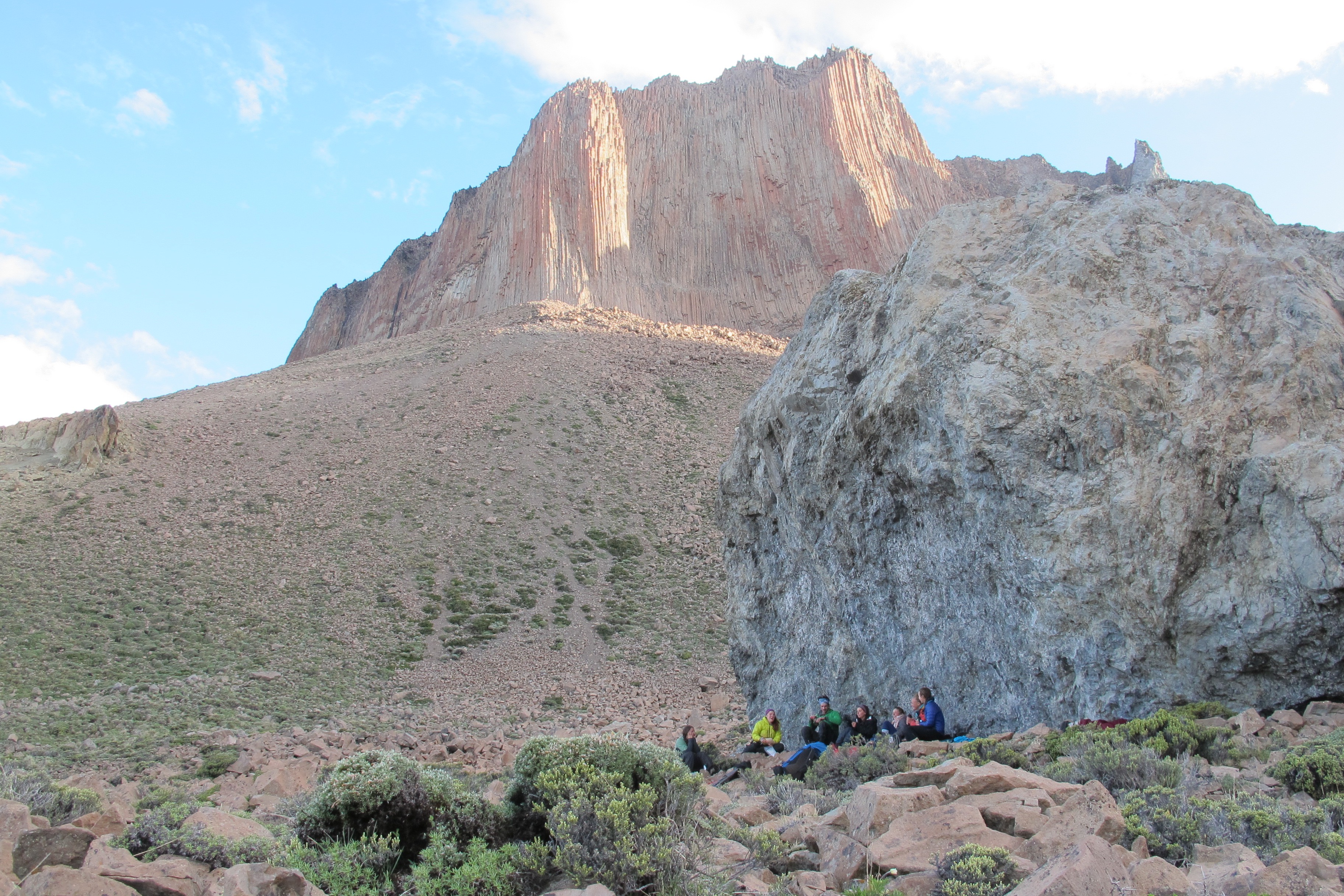 Gap Year Program - High Mountain Institute Gap: Climbing and Conservation in Patagonia and the American West  4