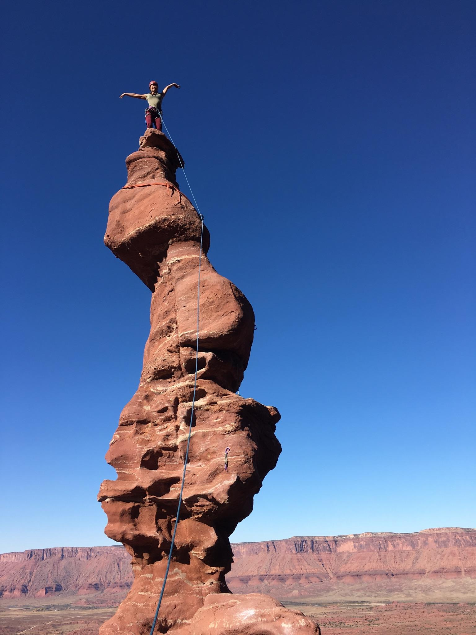 Gap Year Program - High Mountain Institute Gap: Climbing and Conservation in Patagonia and the American West  1