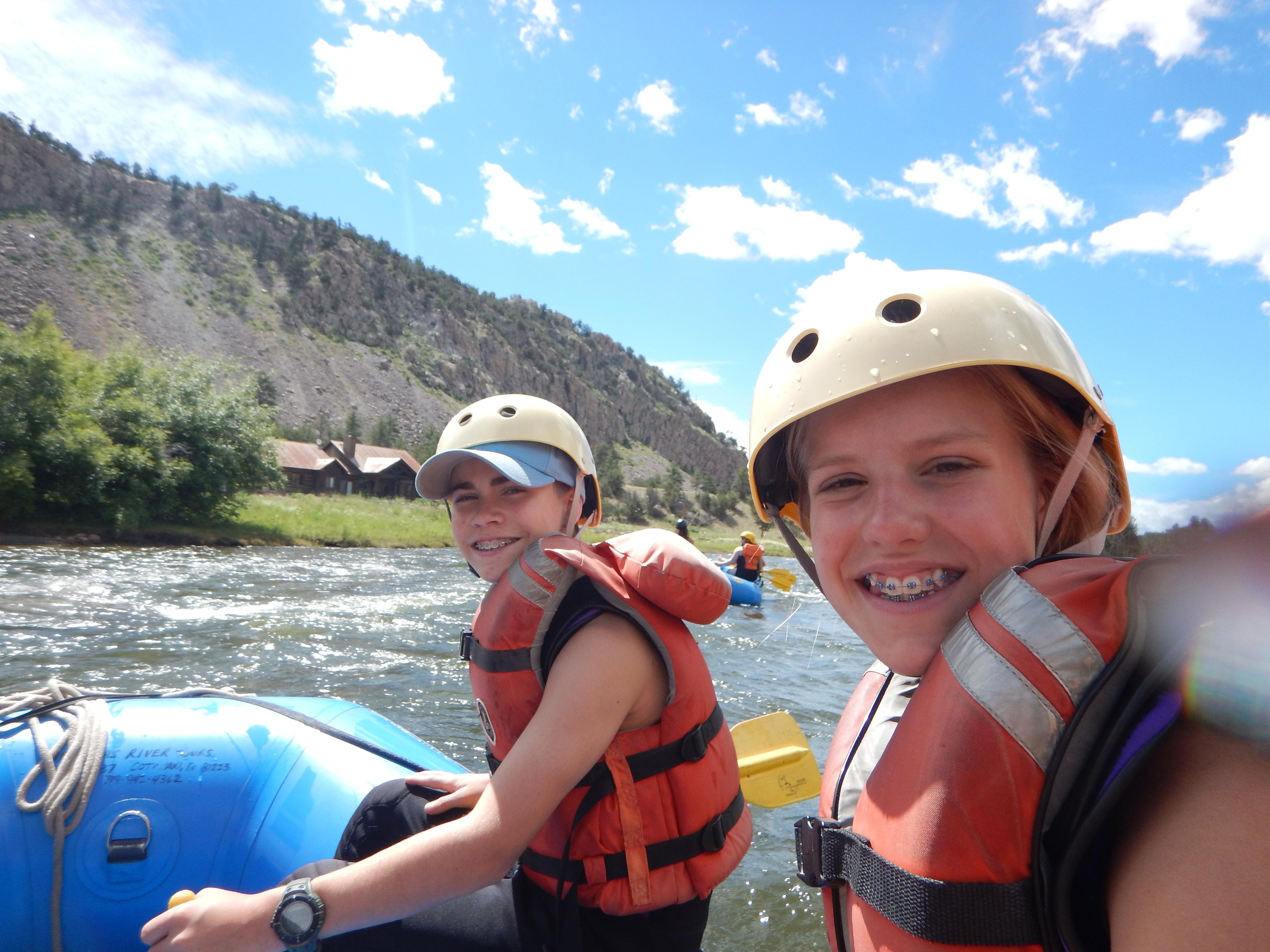 Summer Program - Whitewater Rafting | High Mountain Institute: High Peaks Adventure