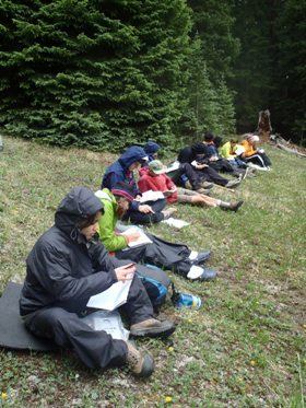 Summer Program - Leadership Training | High Mountain Institute: Summer Term
