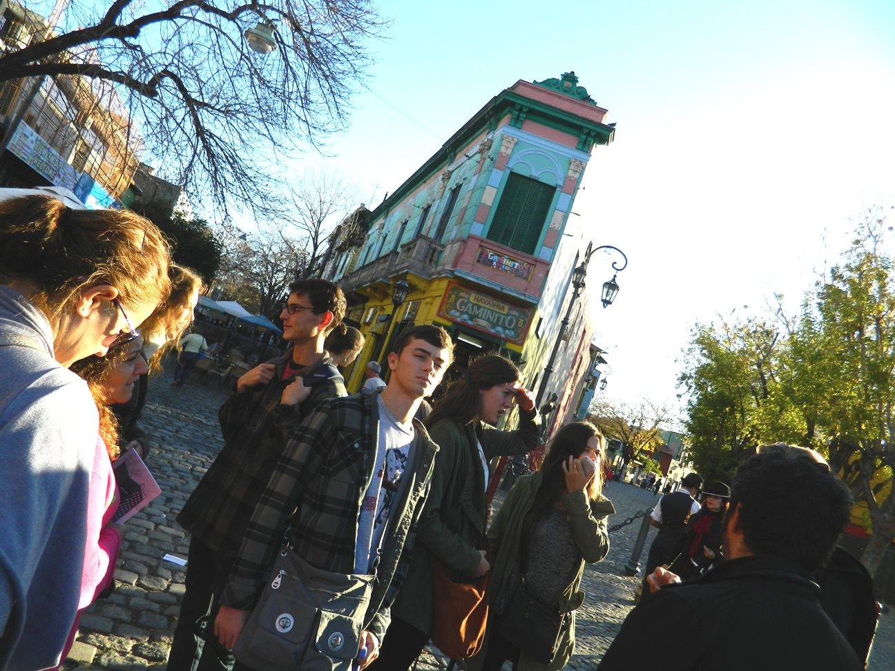 Gap Year Program - Mente Argentina: High School Program in Buenos Aires  4
