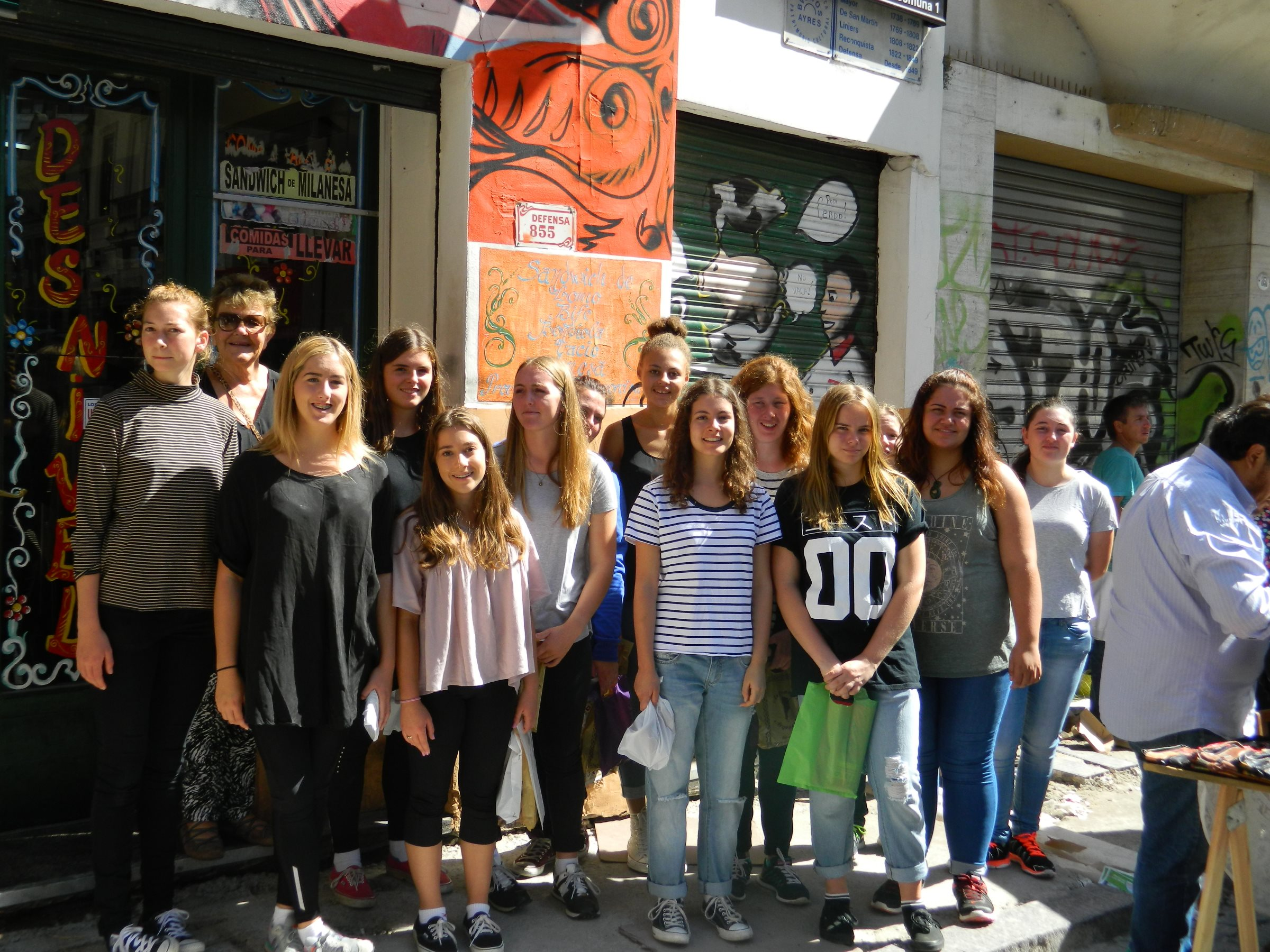 Gap Year Program - Mente Argentina: High School Program in Buenos Aires  1