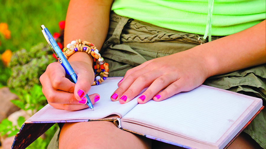 Summer Program - Writing | Hollinsummer: Reflect and Create-Creative Writing Intensive