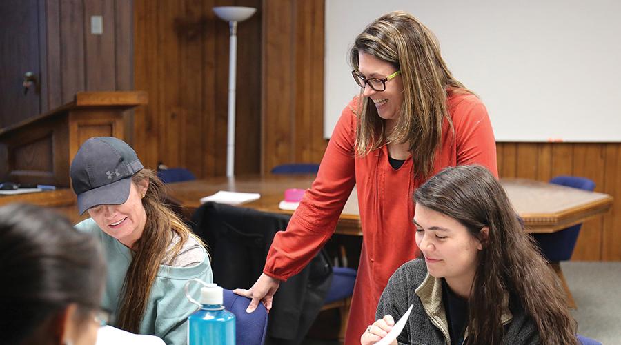 College - Howard Payne University Social Work Program  4