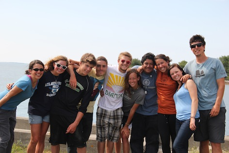 Summer Program - Adventure/Trips | Hurricane Island Outward Bound School