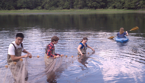 Summer Program - Environmental Conservation | Wildlife Ecology Research