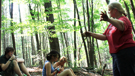 Summer Program - STEM | Wildlife Ecology Research