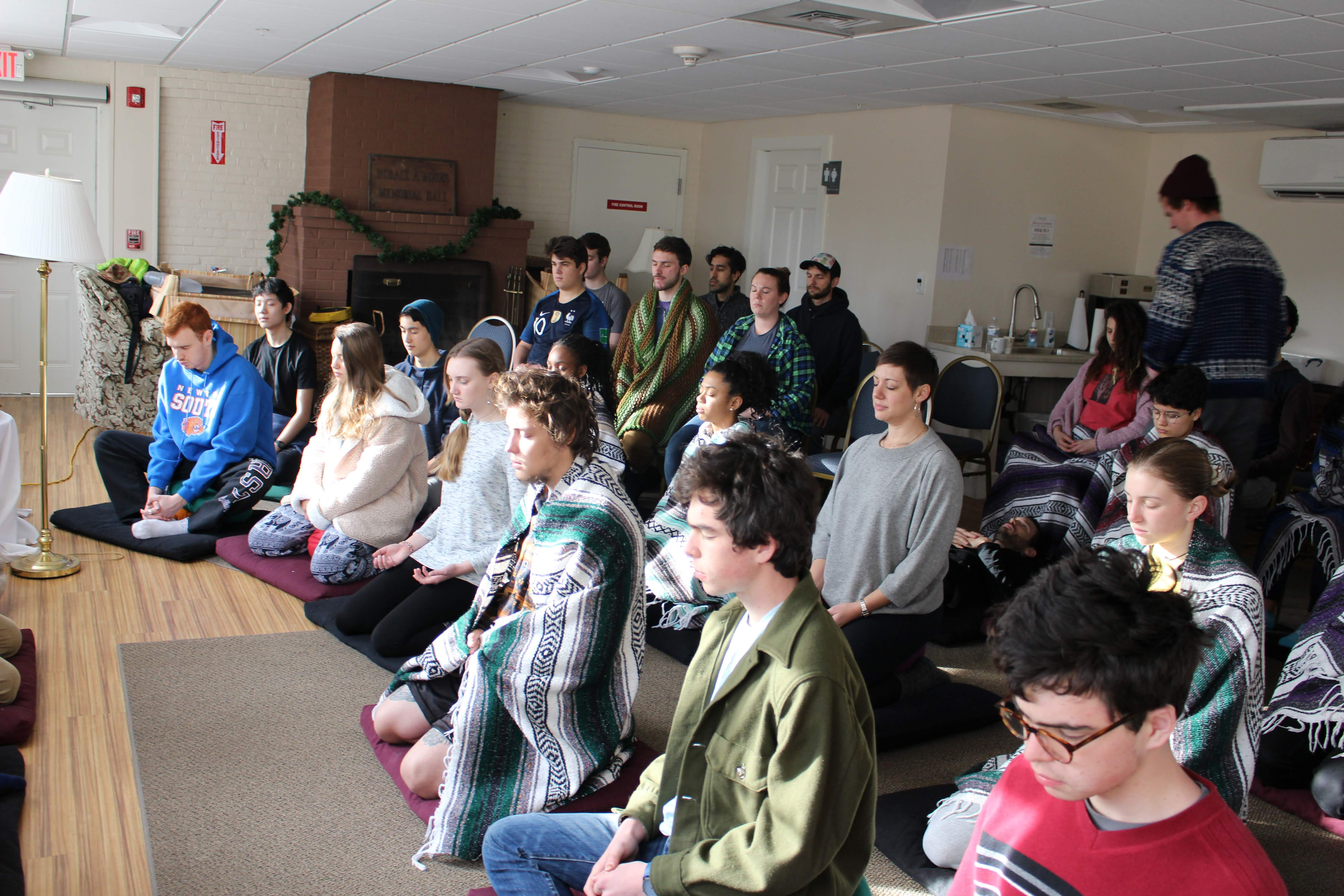 Summer Program - Stress Reduction | Inward Bound Mindfulness Education: Massachusetts Teen Retreat